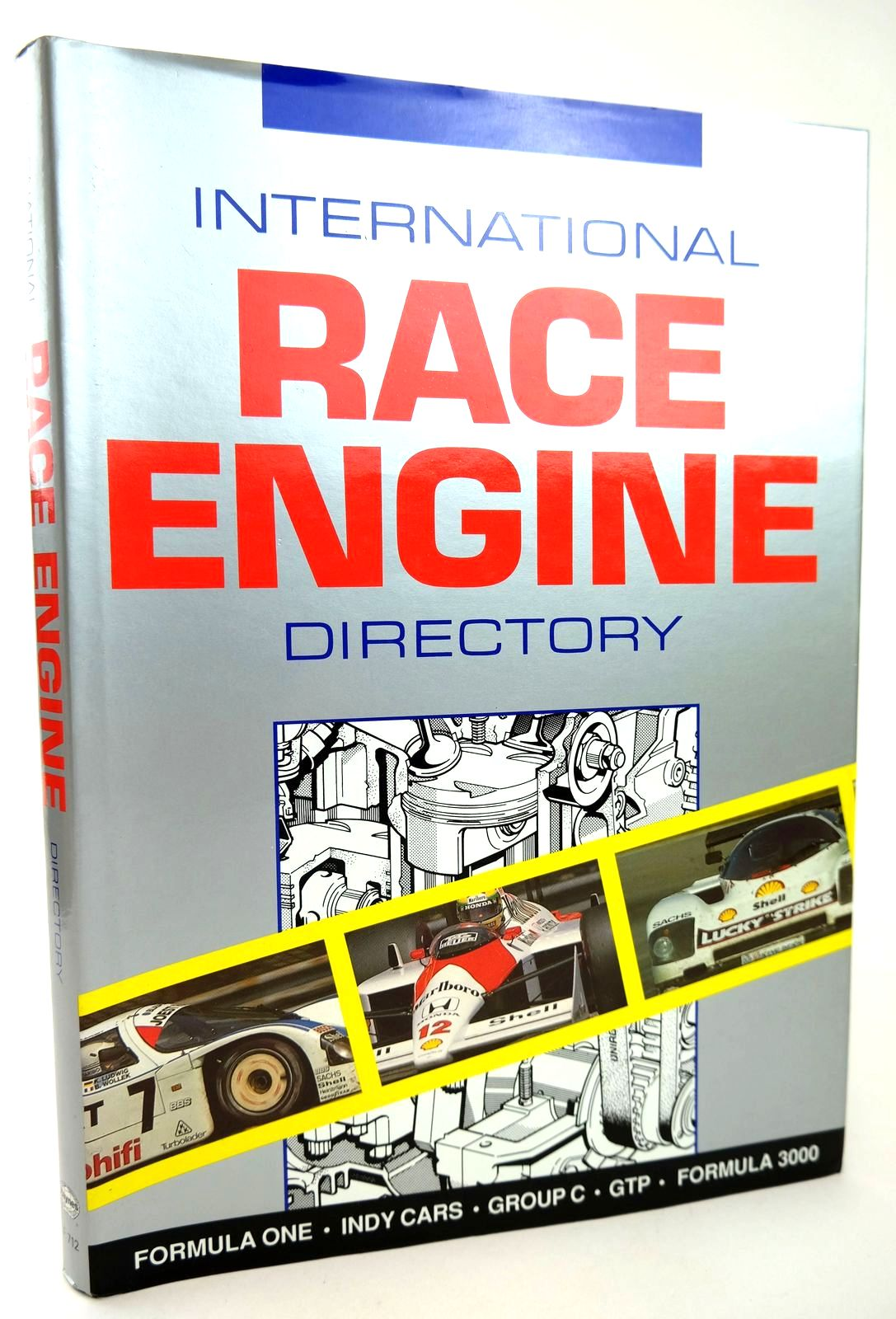 Photo of INTERNATIONAL RACE ENGINE DIRECTORY written by Bamsey, Ian published by Foulis, Haynes Publishing Group (STOCK CODE: 1818710)  for sale by Stella & Rose's Books