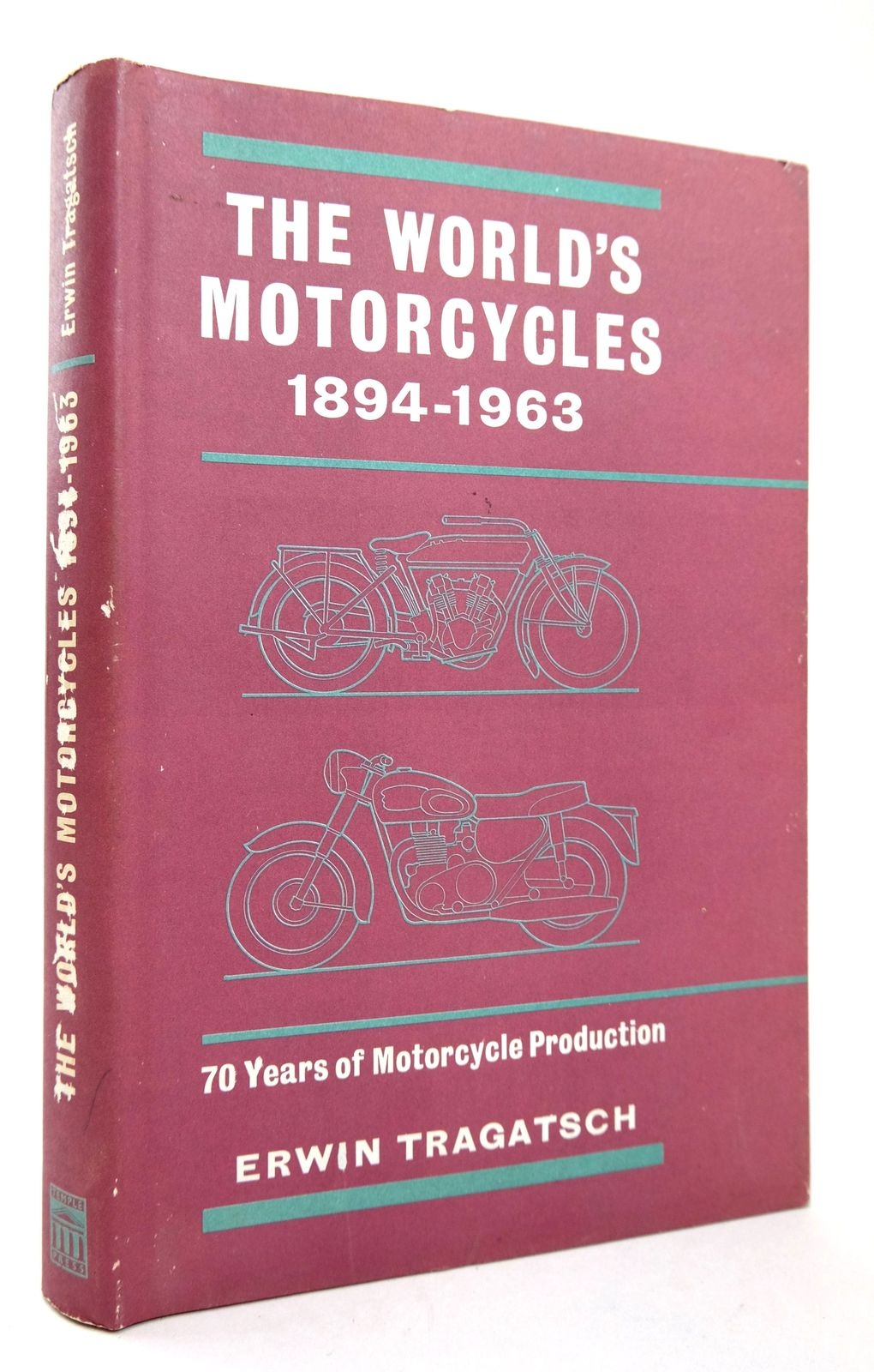 Photo of THE WORLD'S MOTORCYCLES 1894-1963 written by Tragatsch, Erwin published by Temple Press Books (STOCK CODE: 1818726)  for sale by Stella & Rose's Books