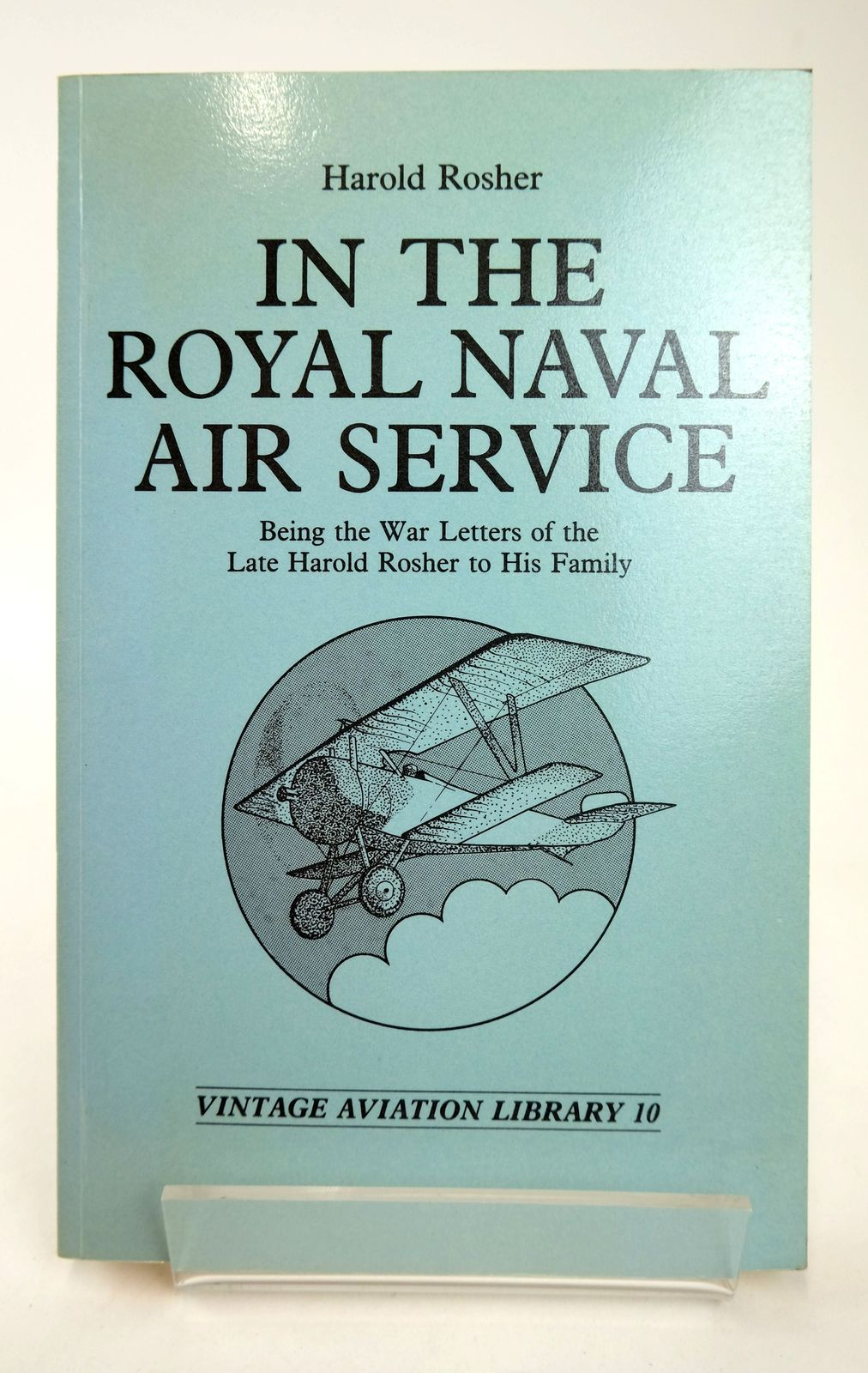Photo of IN THE ROYAL NAVAL AIR SERVICE written by Rosher, Harold published by Greenhill Books (STOCK CODE: 1818730)  for sale by Stella & Rose's Books