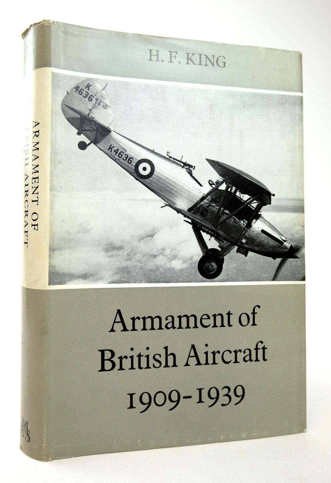 Photo of ARMAMENT OF BRITISH AIRCRAFT 1909-1939 written by King, H.F. published by Military Book Society (STOCK CODE: 1818736)  for sale by Stella & Rose's Books