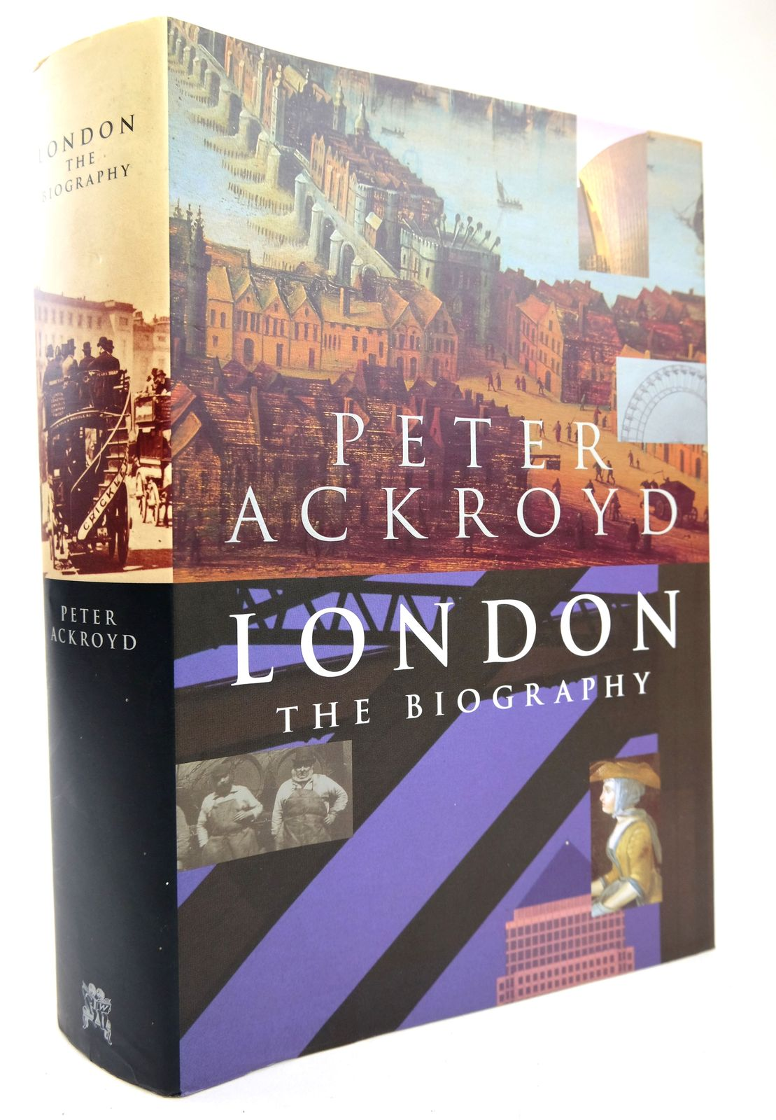 Photo of LONDON THE BIOGRAPHY- Stock Number: 1818737
