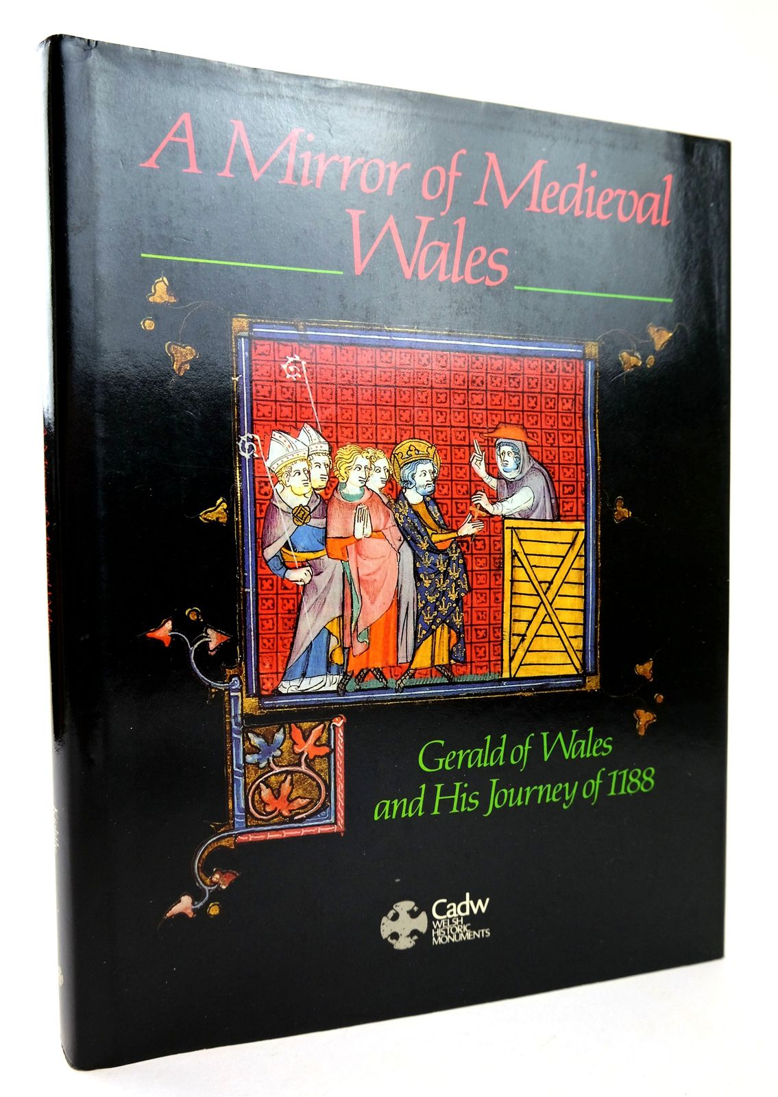 Photo of A MIRROR OF MEDIEVAL WALES written by Kightly, Charles published by CADW (STOCK CODE: 1818738)  for sale by Stella & Rose's Books