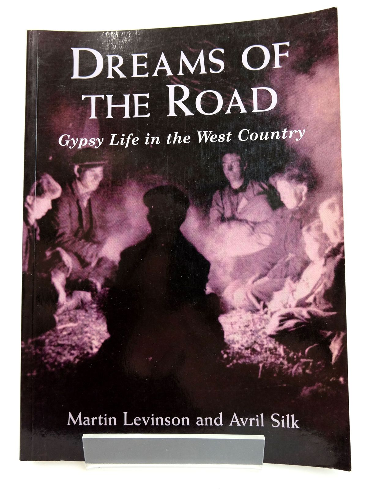 Photo of DREAMS OF THE ROAD: GYPSY LIFE IN THE WEST COUNTRY written by Levinson, Martin Silk, Avril published by Birlinn Limited (STOCK CODE: 1818742)  for sale by Stella & Rose's Books