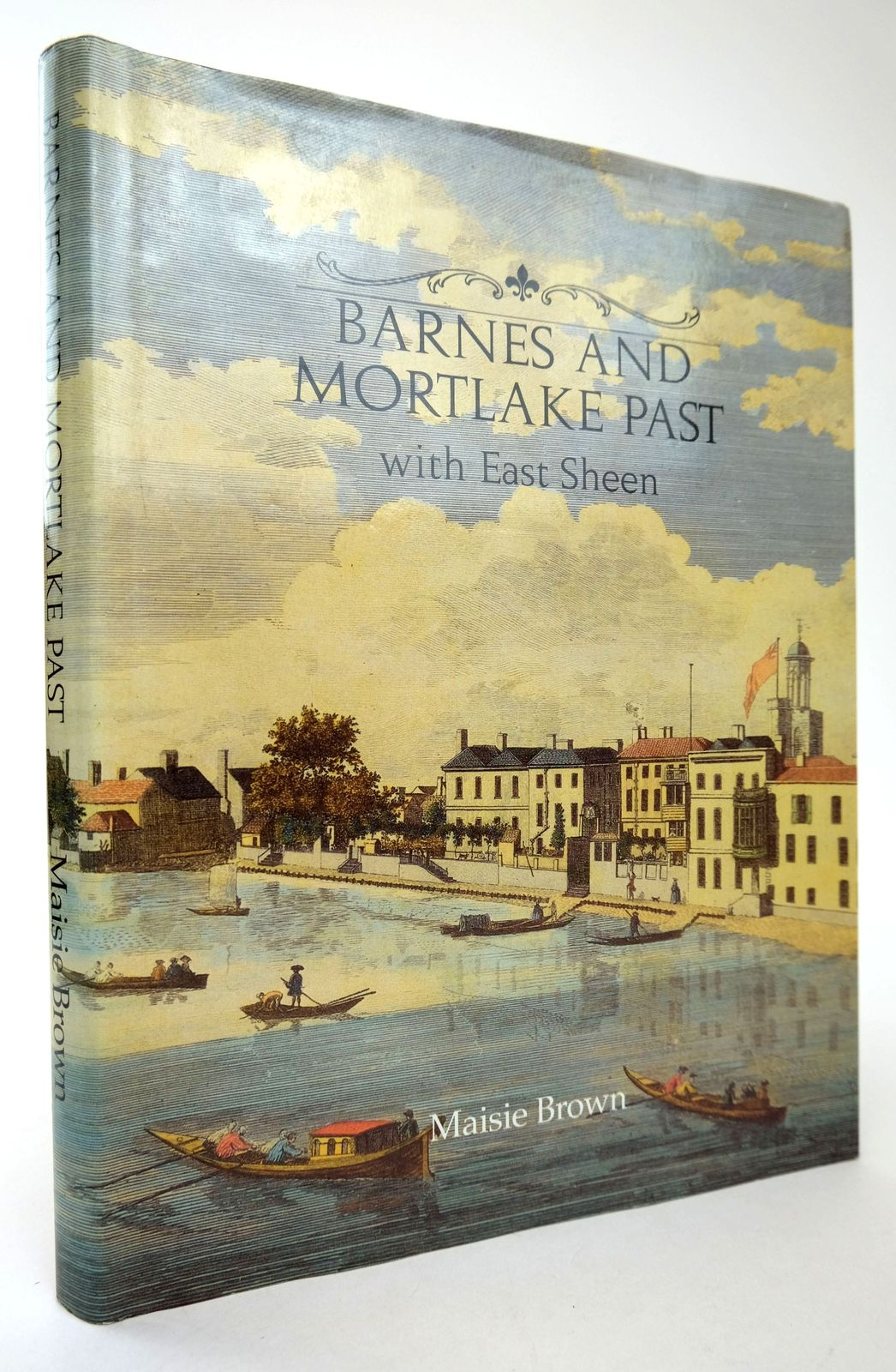 Photo of BARNES AND MORTLAKE PAST WITH EAST SHEEN- Stock Number: 1818744