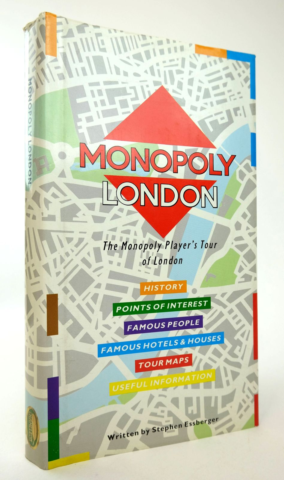 Photo of MONOPOLY LONDON: THE MONOPOLY PLAYER'S TOUR OF LONDON