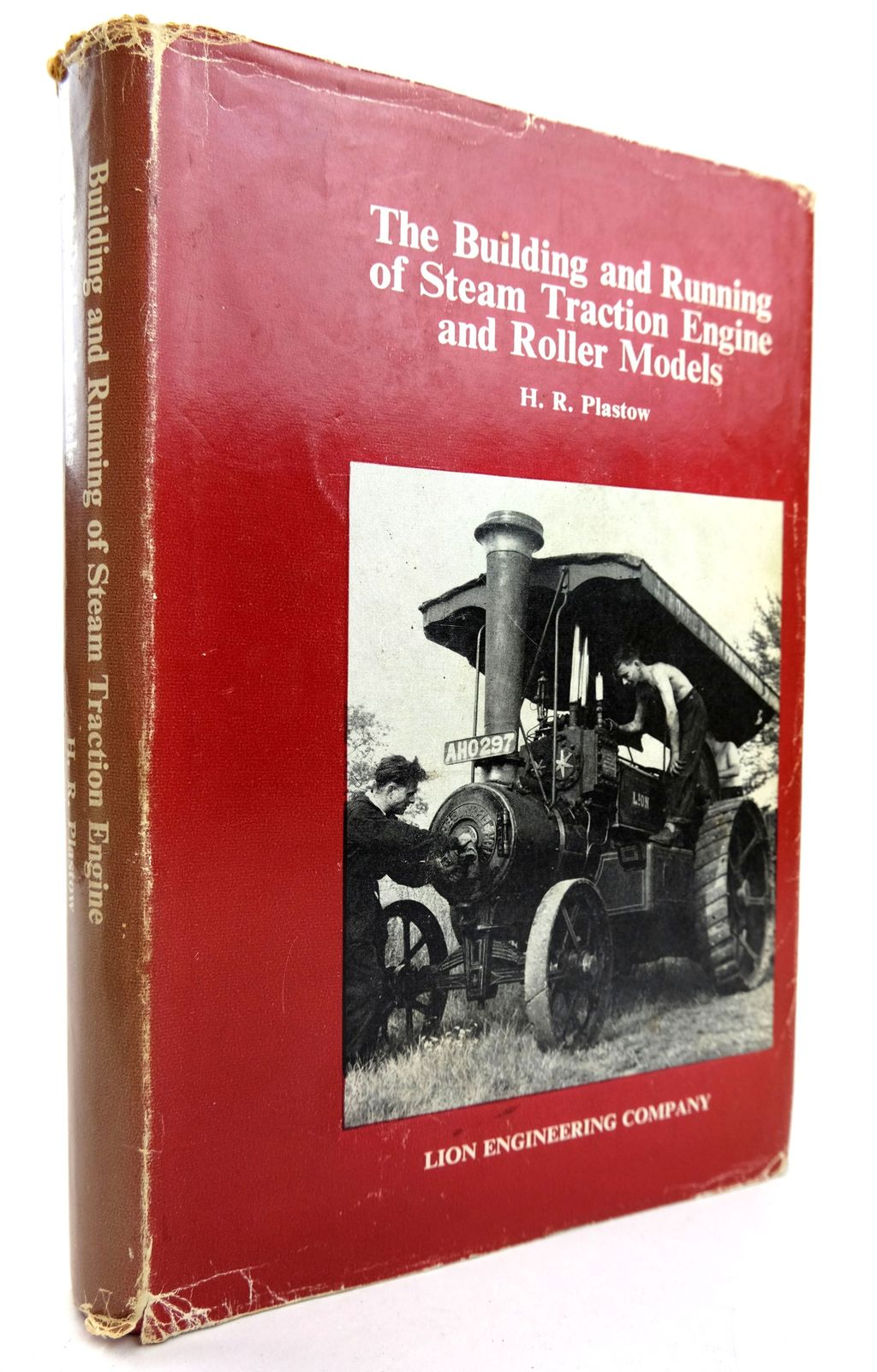 Photo of THE BUILDING AND RUNNING OF STEAM TRACTION ENGINE AND ROLLER MODELS- Stock Number: 1818750