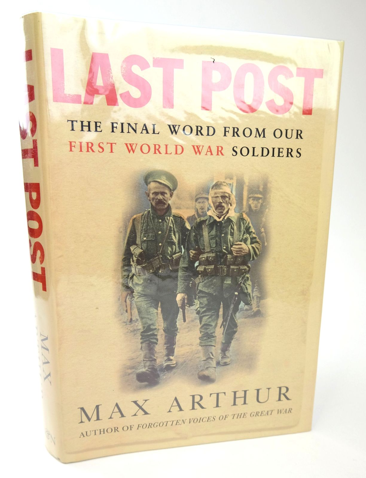 Photo of LAST POST written by Arthur, Max published by Weidenfeld and Nicolson (STOCK CODE: 1818765)  for sale by Stella & Rose's Books