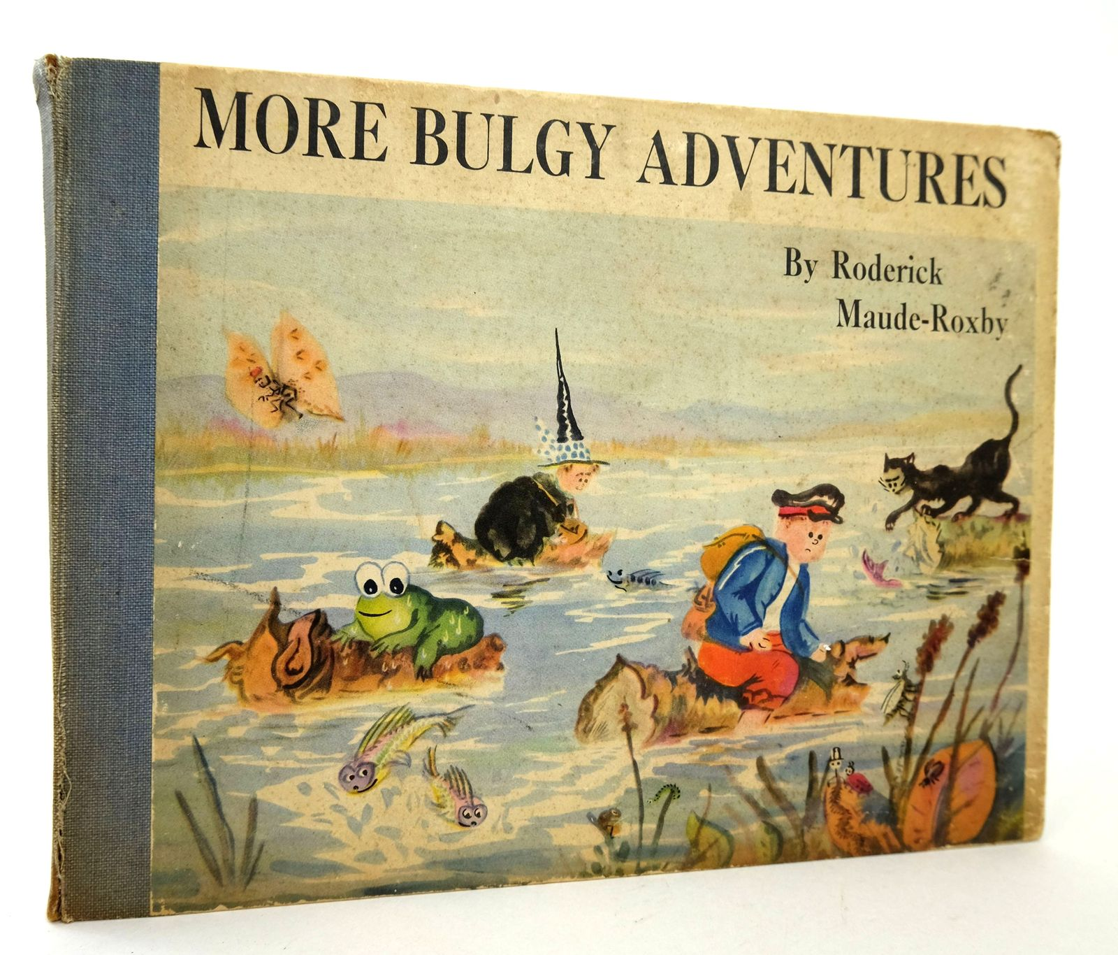 Photo of MORE BULGY ADVENTURES- Stock Number: 1818776