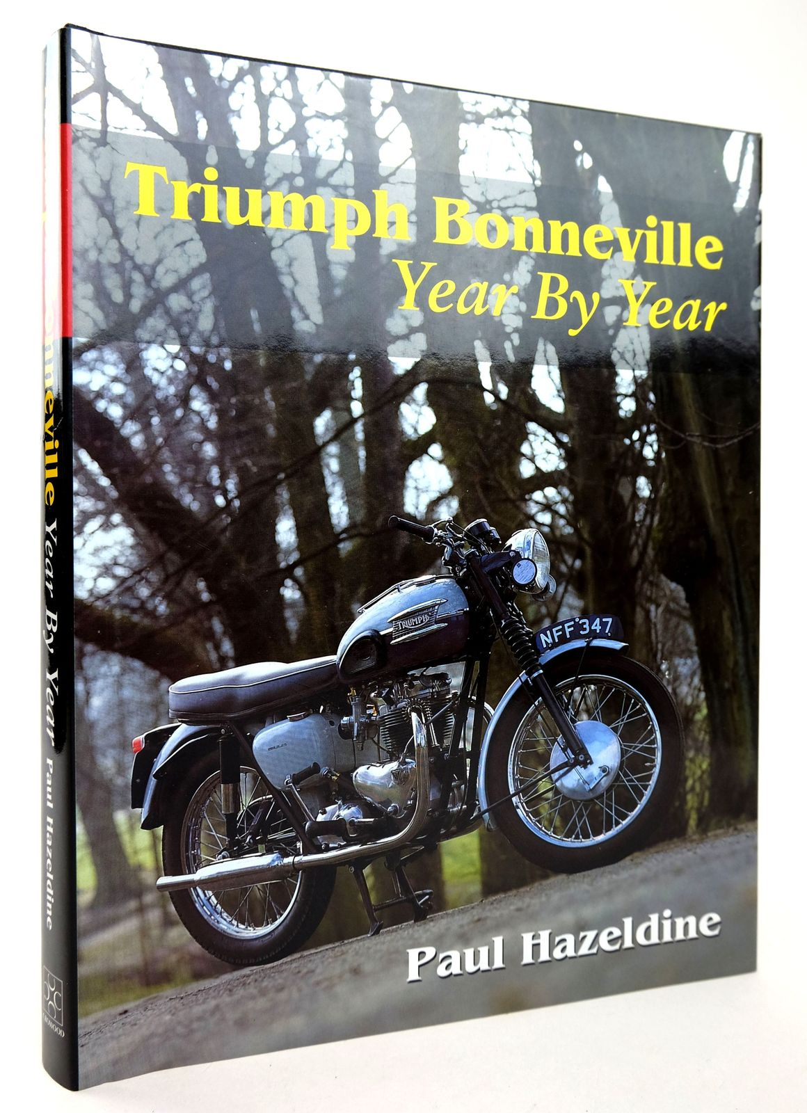 Photo of TRIUMPH BONNEVILLE YEAR BY YEAR- Stock Number: 1818784