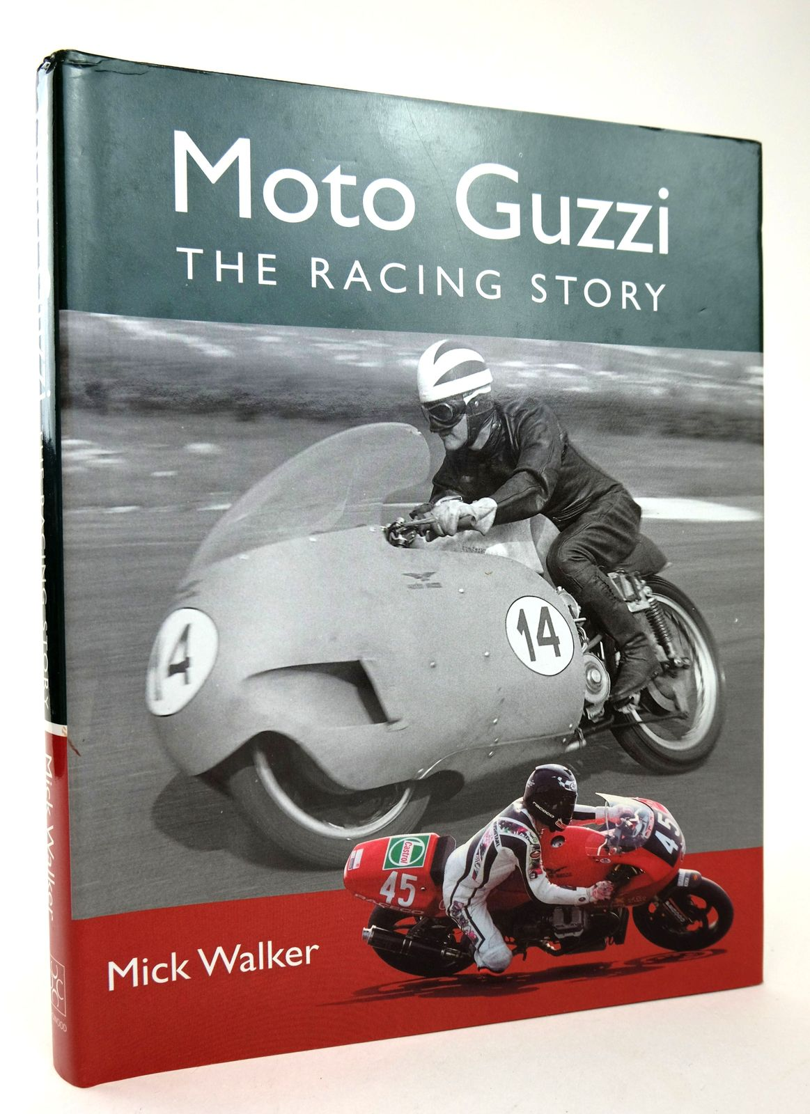 Photo of MOTO GUZZI: THE RACING STORY written by Walker, Mick published by The Crowood Press (STOCK CODE: 1818785)  for sale by Stella & Rose's Books