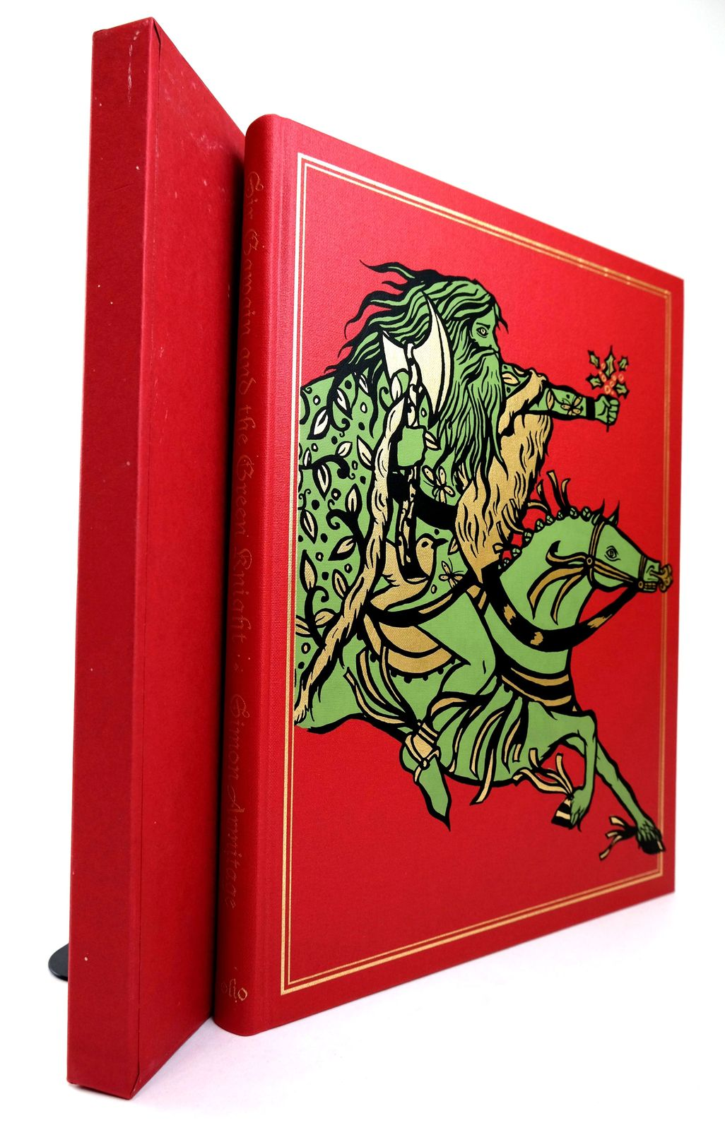 Photo of SIR GAWAIN AND THE GREEN KNIGHT- Stock Number: 1818797