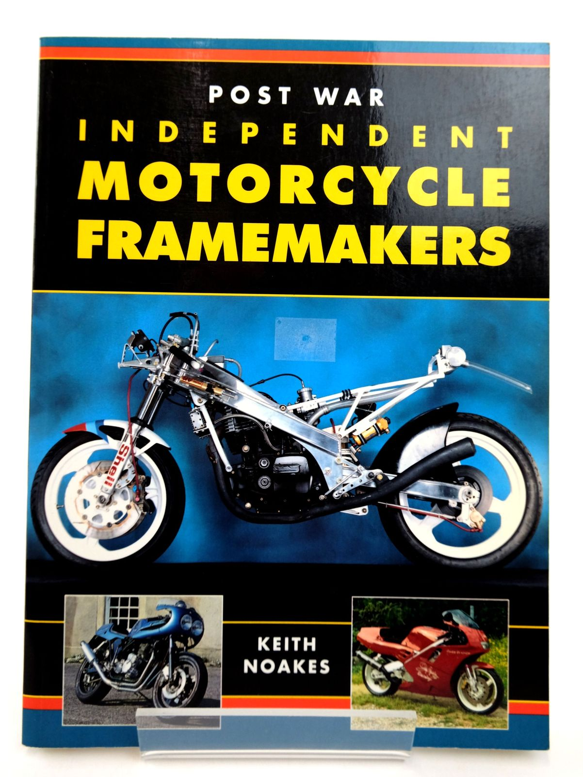 Photo of POST WAR INDEPENDENT MOTORCYCLE FRAMEMAKERS- Stock Number: 1818812