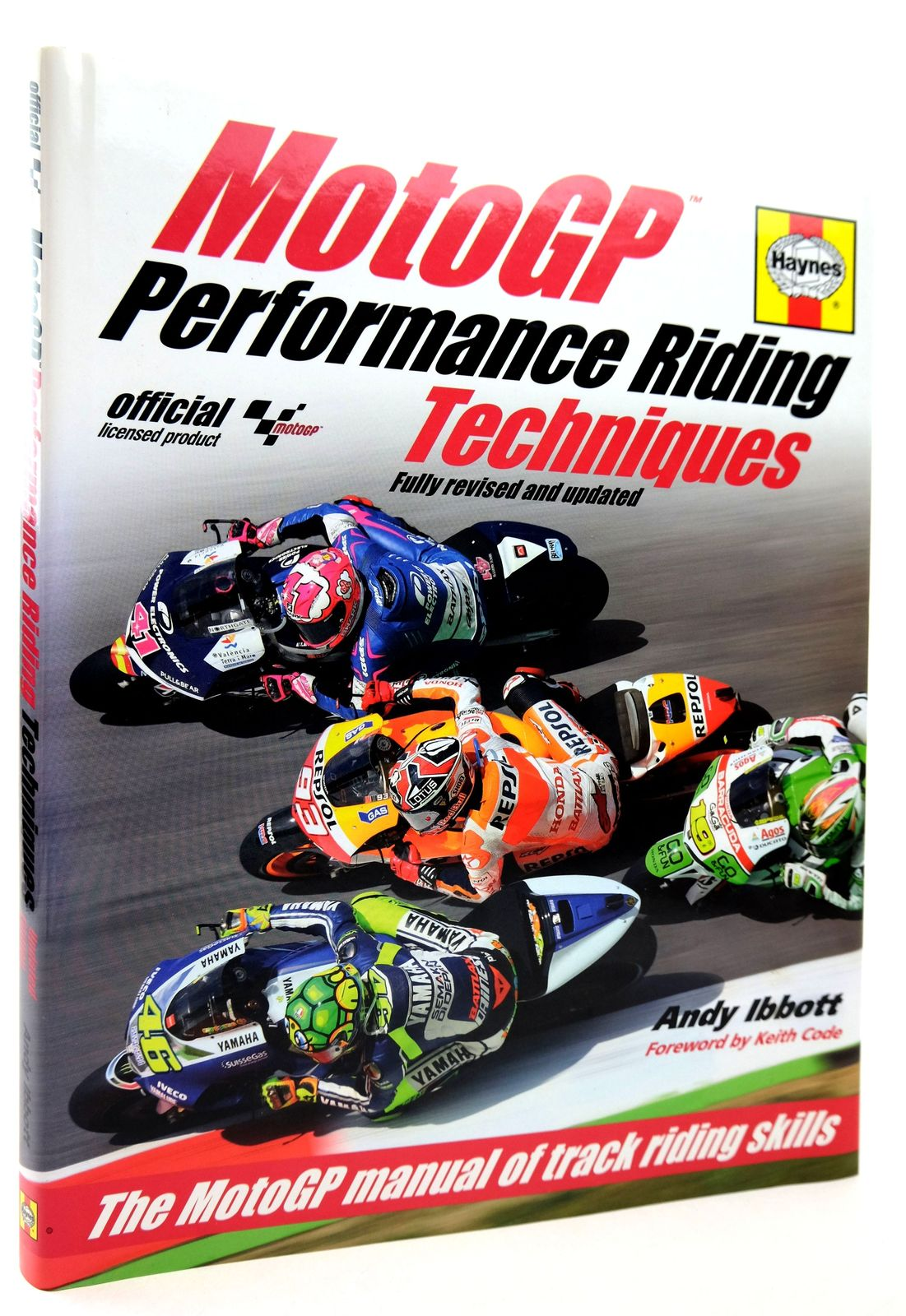 Photo of MOTOGP PERFORMANCE RIDING TECHNIQUES written by Ibbott, Andy published by Haynes (STOCK CODE: 1818813)  for sale by Stella & Rose's Books