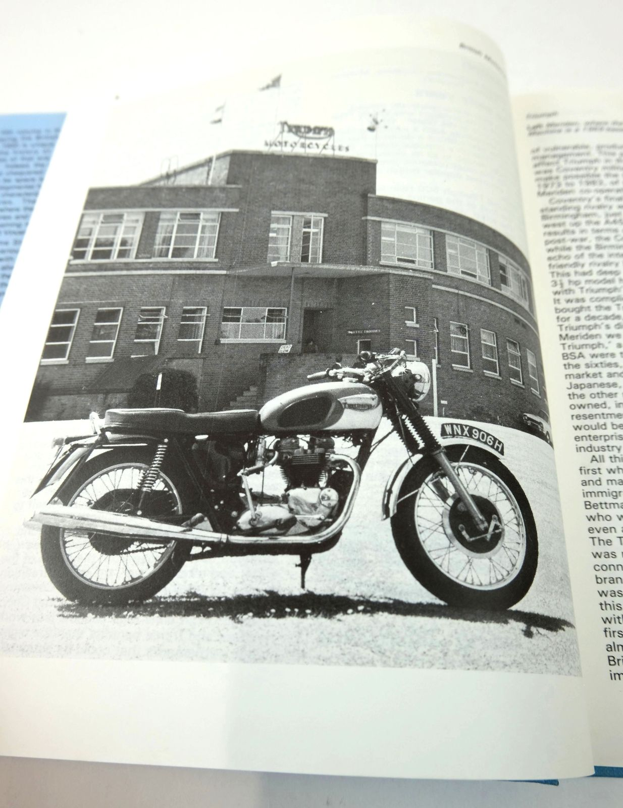 Photo of BRITISH MOTOR CYCLES SINCE 1950 VOLUME 5 written by Wilson, Steve published by Patrick Stephens Limited (STOCK CODE: 1818816)  for sale by Stella & Rose's Books