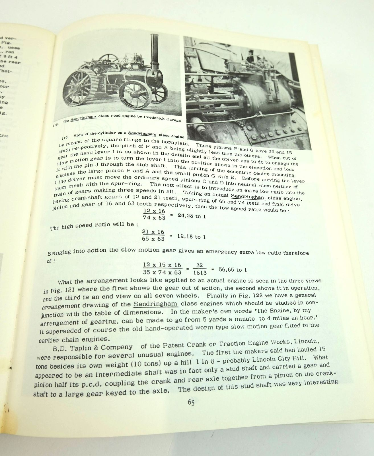 Photo of THE DEVELOPMENT OF THE ENGLISH TRACTION ENGINE written by Clark, Ronald H. published by Goose and Son (STOCK CODE: 1818844)  for sale by Stella & Rose's Books