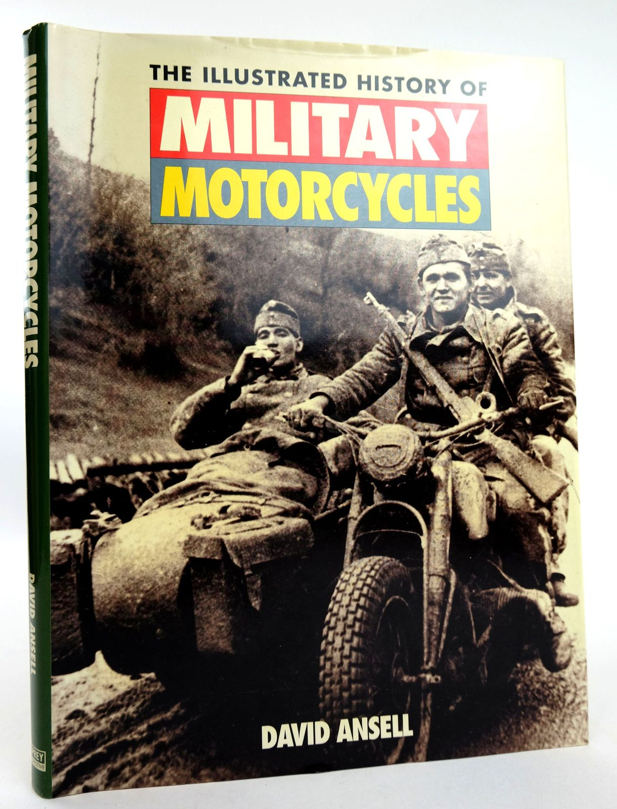 Photo of THE ILLUSTRATED HISTORY OF MILITARY MOTORCYCLES- Stock Number: 1818846