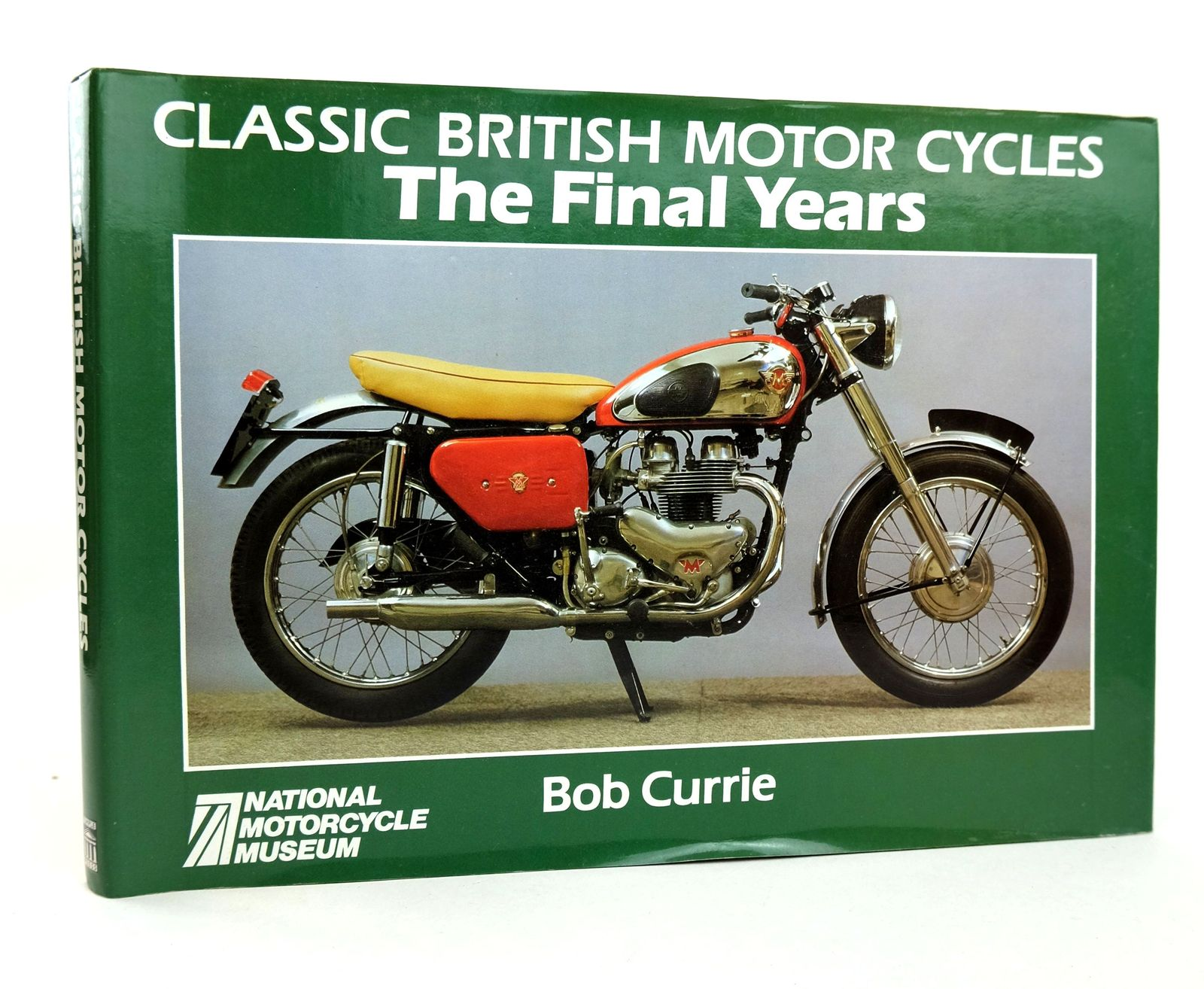 Photo of CLASSIC BRITISH MOTOR CYCLES: THE FINAL YEARS written by Currie, Bob published by Temple Press (STOCK CODE: 1818850)  for sale by Stella & Rose's Books