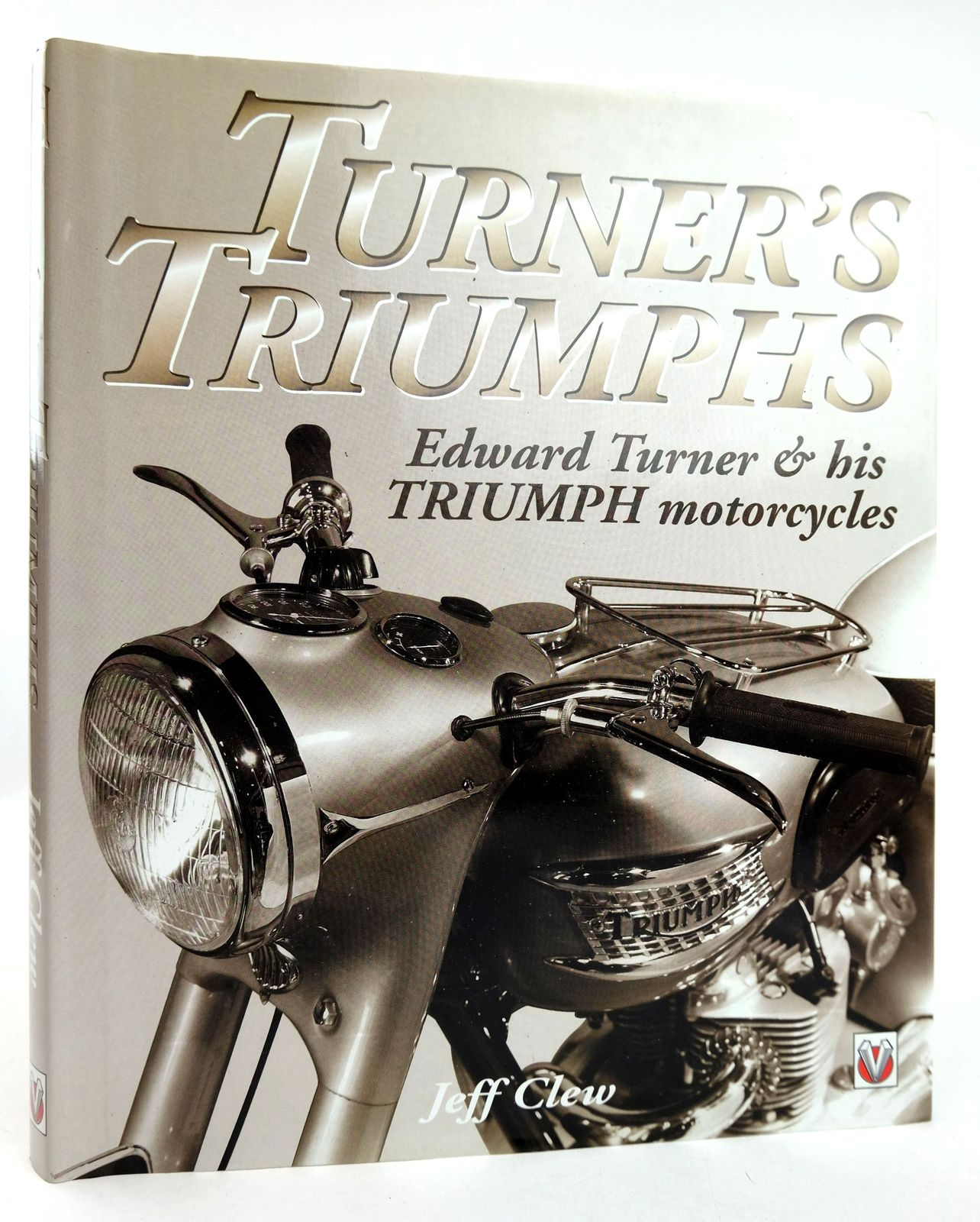 Photo of TURNER'S TRIUMPHS: EDWARD TURNER & HIS TRIUMPH MOTORCYCLES- Stock Number: 1818852