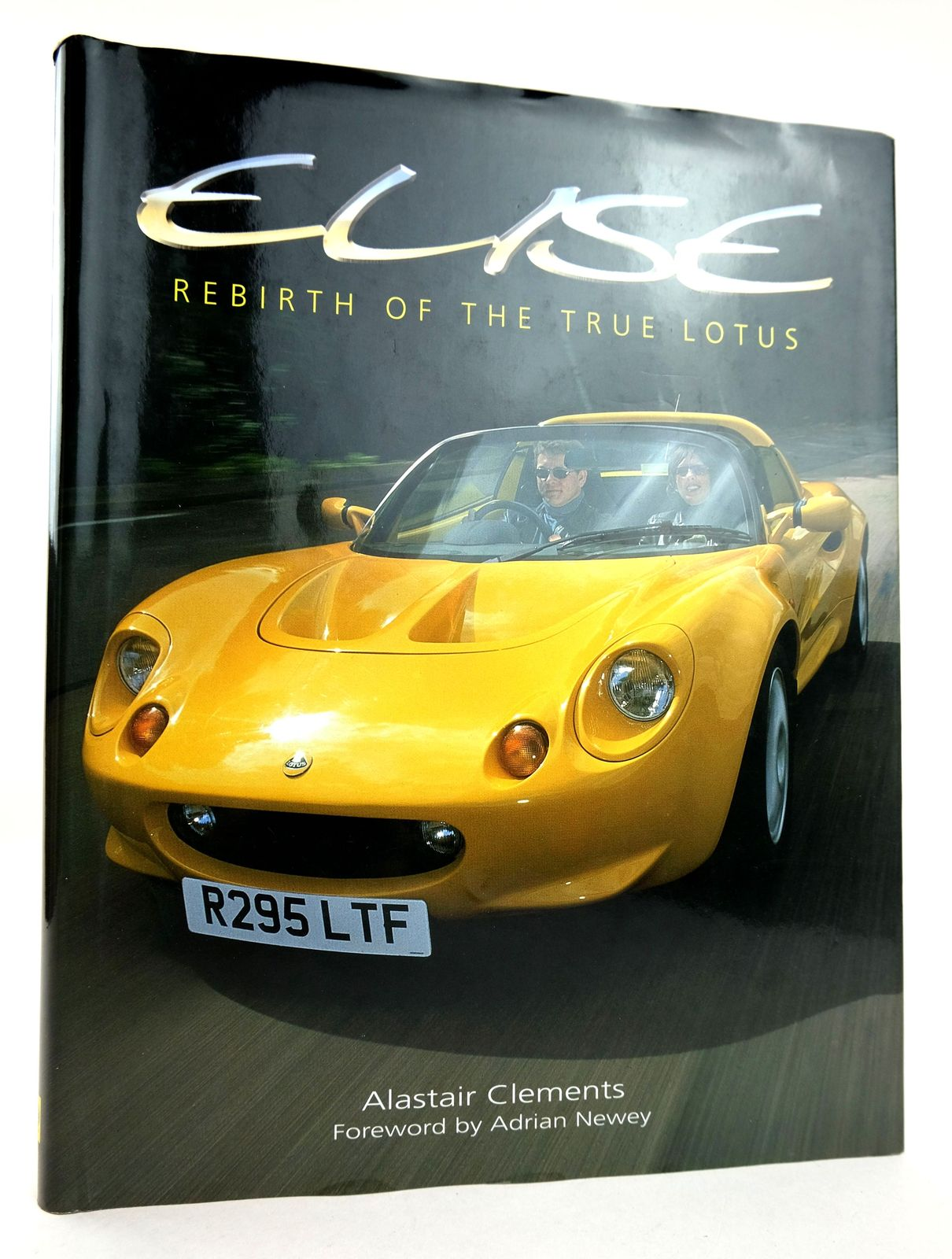 Photo of ELISE: REBIRTH OF THE TRUE LOTUS- Stock Number: 1818855