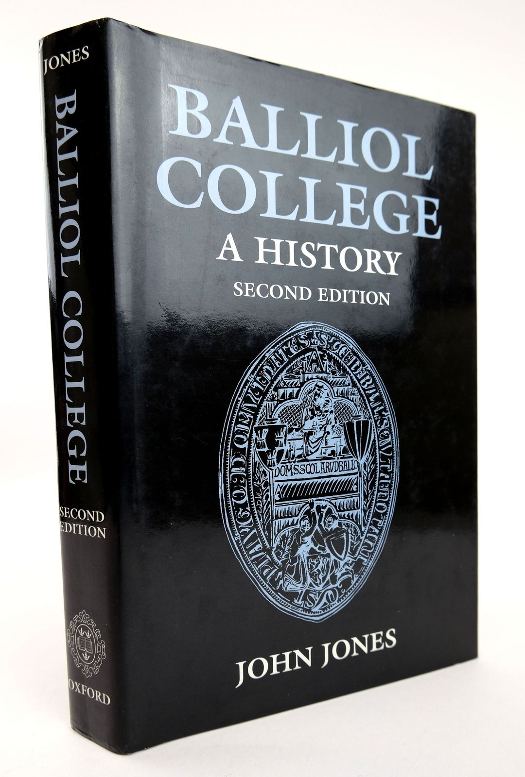 Photo of BALLIOL COLLEGE: A HISTORY written by Jones, John published by Oxford University Press (STOCK CODE: 1818862)  for sale by Stella & Rose's Books