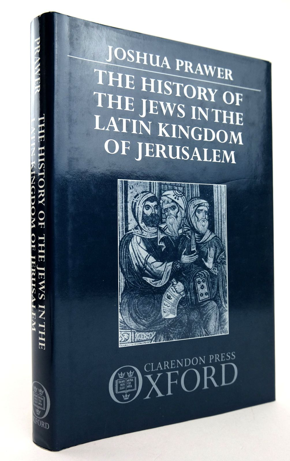 Photo of THE HISTORY OF THE JEWS IN THE LATIN KINGDOM OF JERUSALEM- Stock Number: 1818866