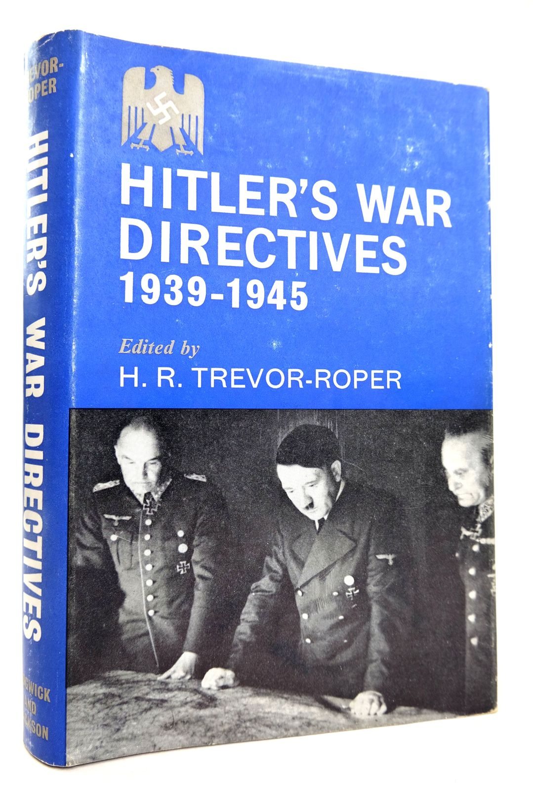 Photo of HITLER'S WAR DIRECTIVES 1939-1945 written by Trevor-Roper, H.R. published by Sidgwick & Jackson (STOCK CODE: 1818892)  for sale by Stella & Rose's Books