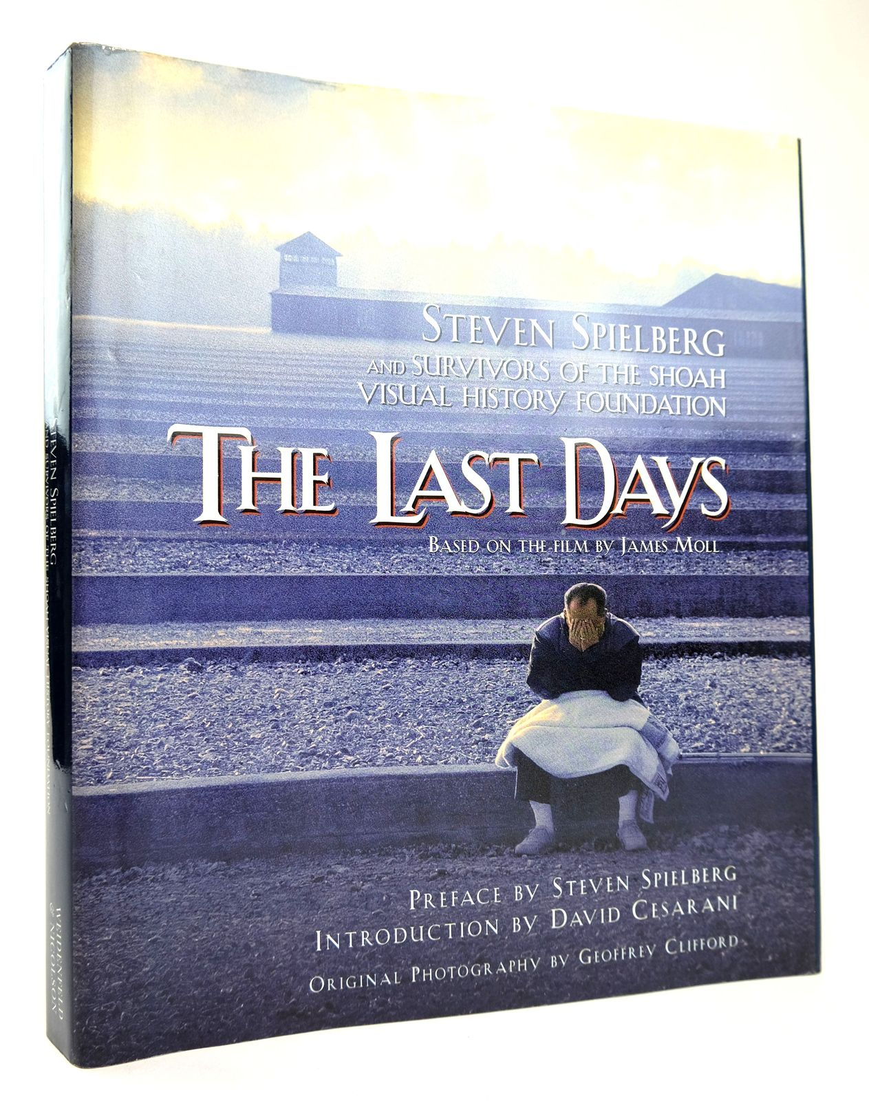 Photo of THE LAST DAYS written by Spielberg, Steven published by Weidenfeld and Nicolson (STOCK CODE: 1818900)  for sale by Stella & Rose's Books