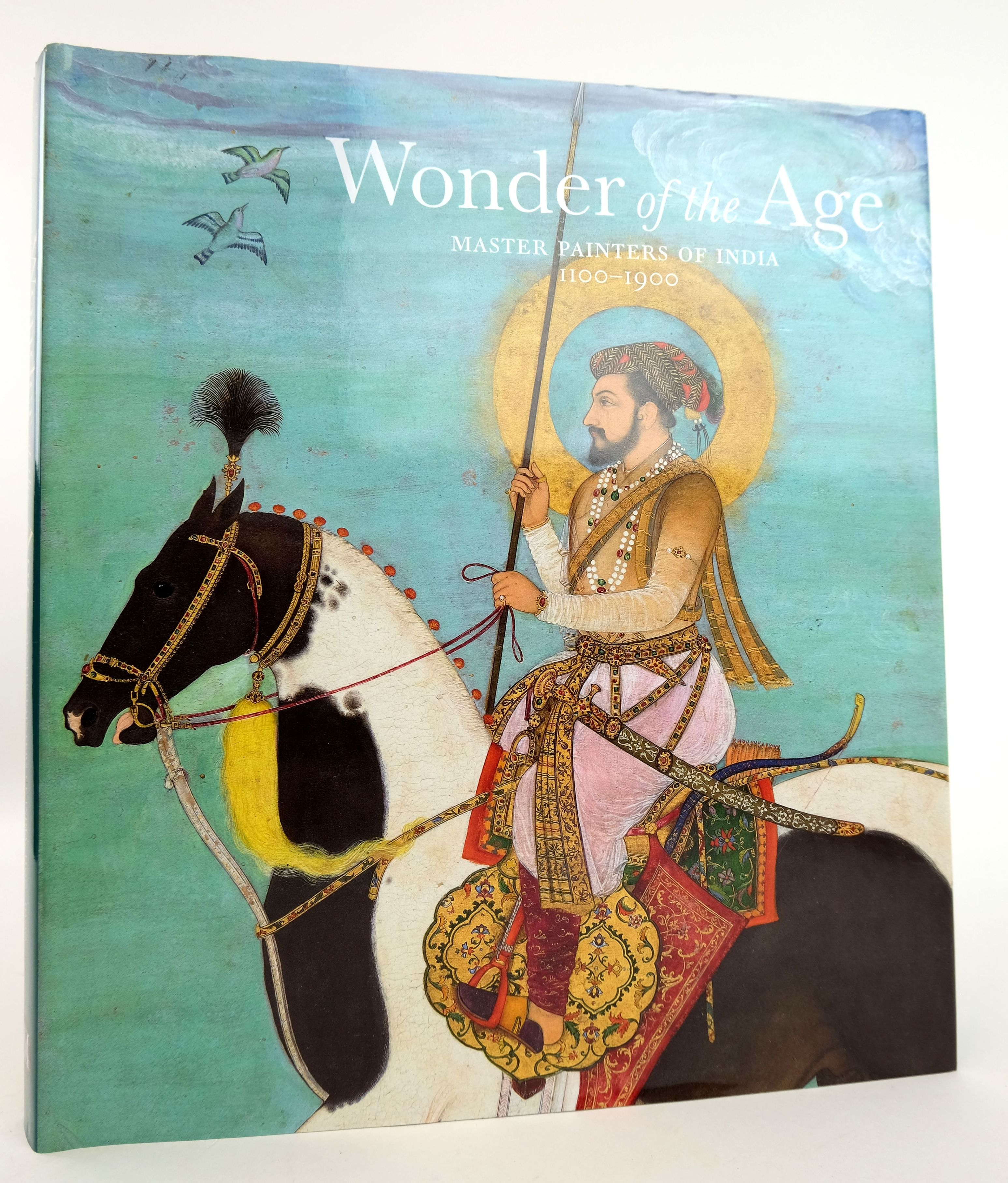 Photo of WONDER OF THE AGE: MASTER PAINTERS OF INDIA 1100-1900 written by Guy, John Britschgi, Jorrit published by The Metropolitan Museum of Art (STOCK CODE: 1818908)  for sale by Stella & Rose's Books