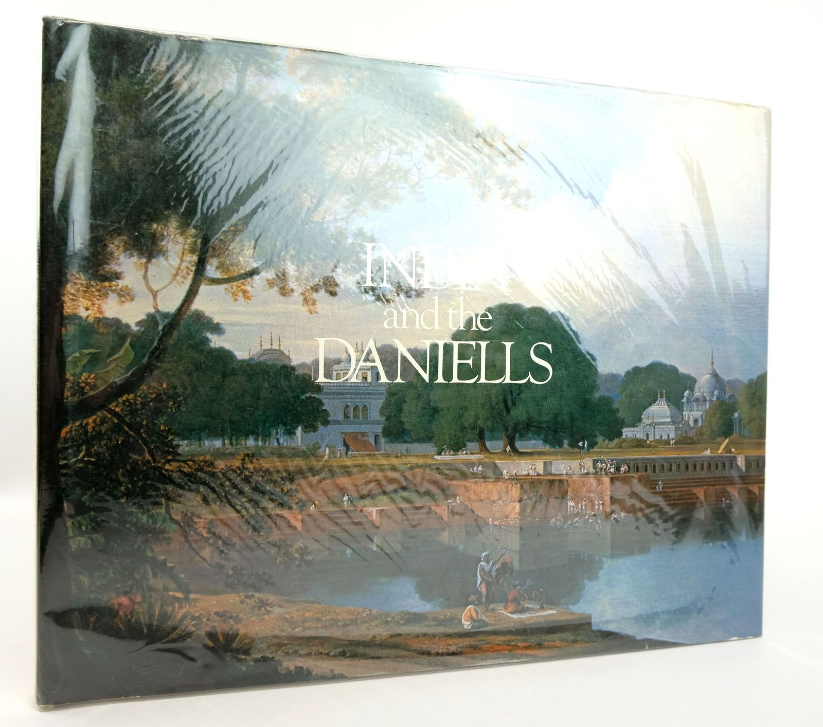 Photo of OIL PAINTINGS OF INDIA AND THE EAST BY THOMAS DANIELL RA 1749-1840 AND WILLIAM DANIELL RA 1969-1837- Stock Number: 1818910