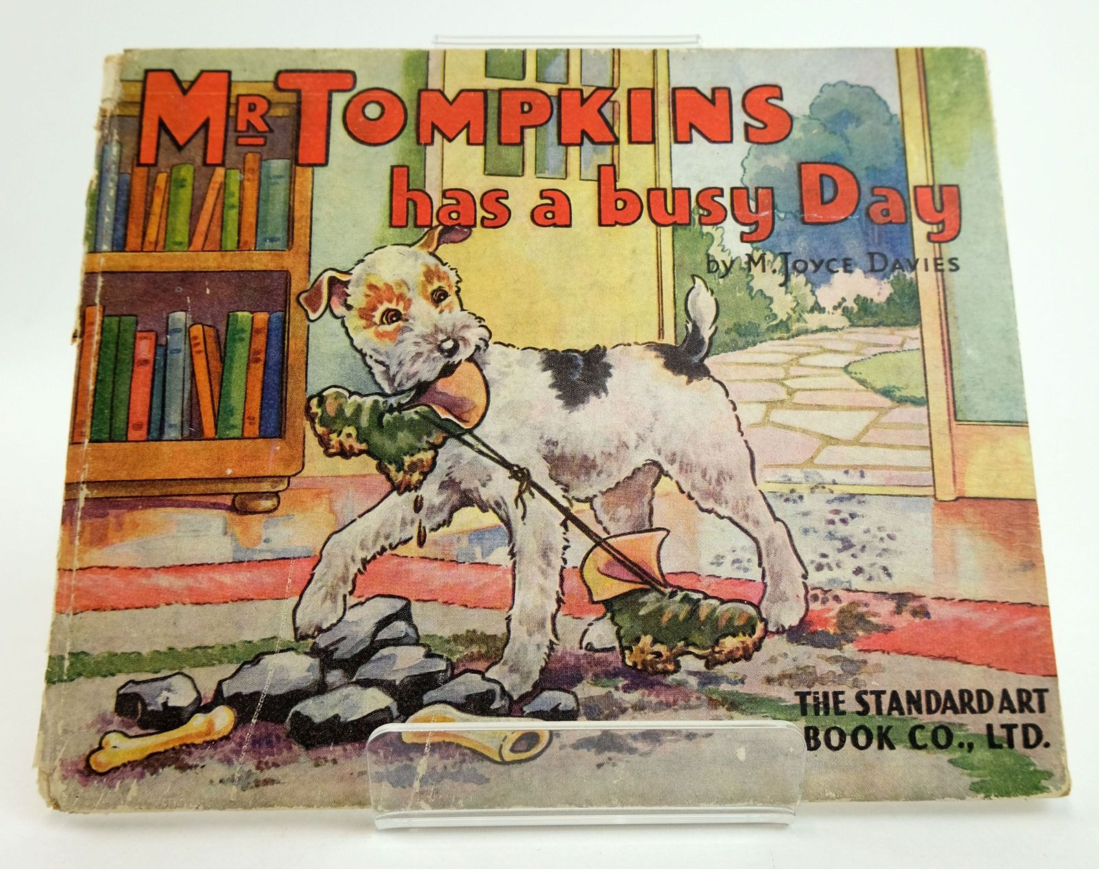 Photo of MR. TOMPKINS HAS A BUSY DAY- Stock Number: 1818920