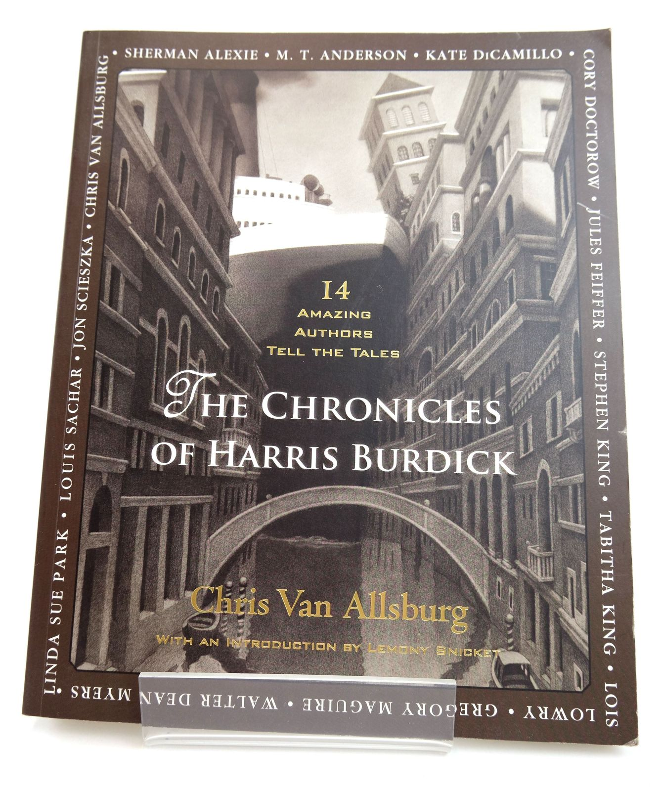 Photo of THE CHRONICLES OF HARRIS BURDICK- Stock Number: 1818921