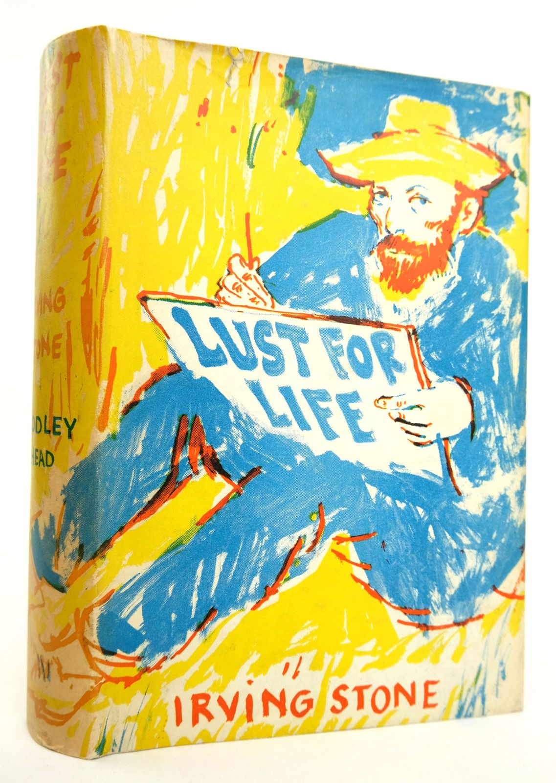 Photo of LUST FOR LIFE: THE NOVEL OF VINCENT VAN GOGH- Stock Number: 1818934