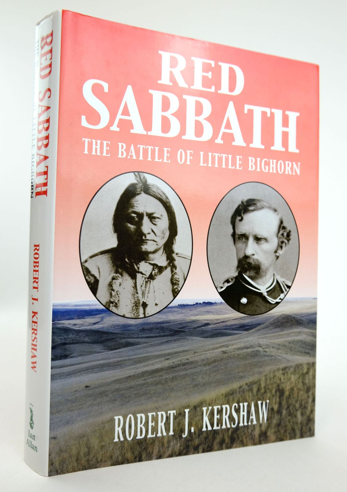 Photo of RED SABBATH: THE BATTLE OF LITTLE BIGHORN written by Kershaw, Robert J. published by Ian Allan (STOCK CODE: 1818938)  for sale by Stella & Rose's Books