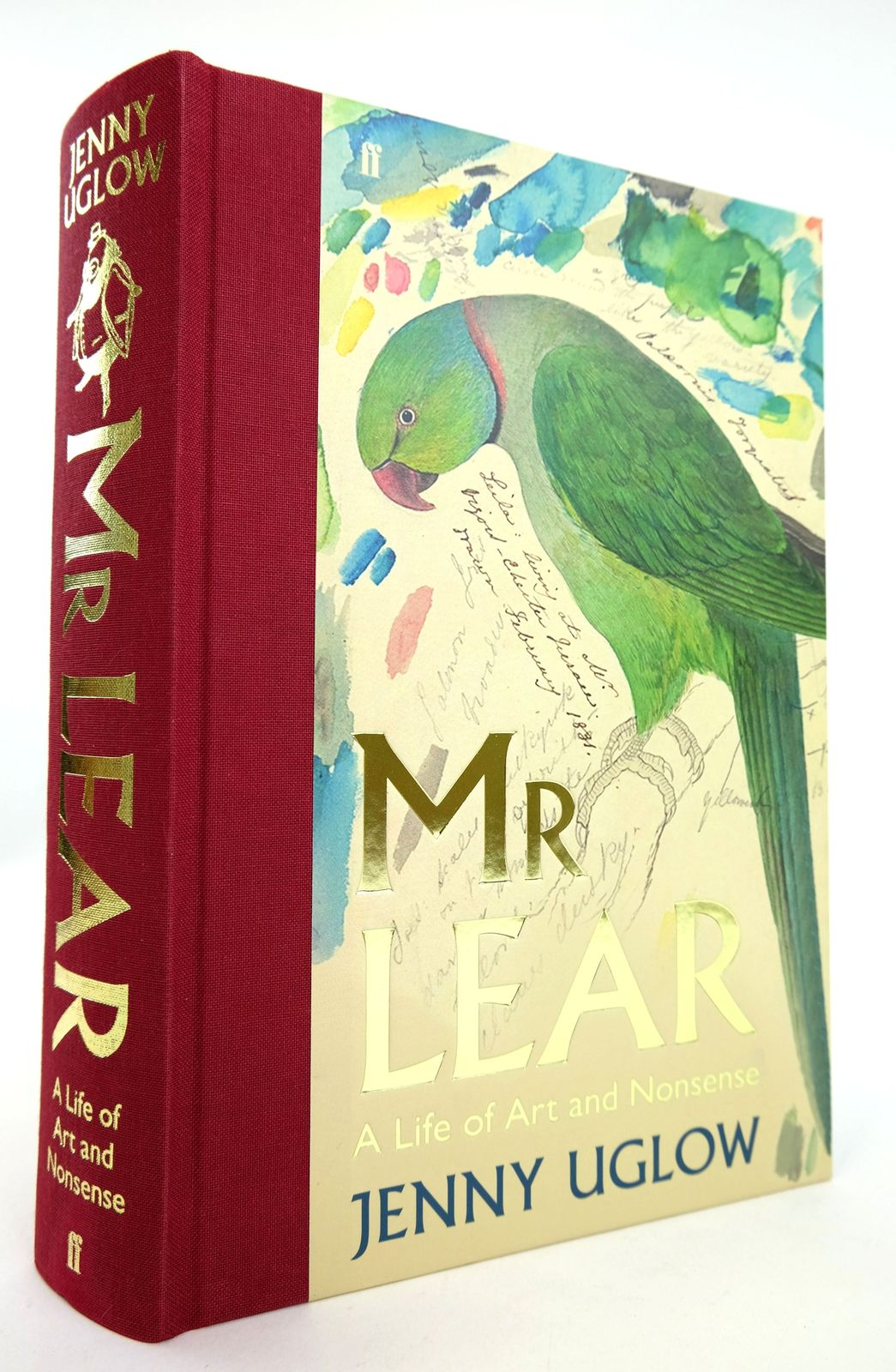 Photo of MR LEAR: A LIFE OF ART AND NONSENSE written by Uglow, Jenny illustrated by Lear, Edward published by Faber & Faber (STOCK CODE: 1818940)  for sale by Stella & Rose's Books