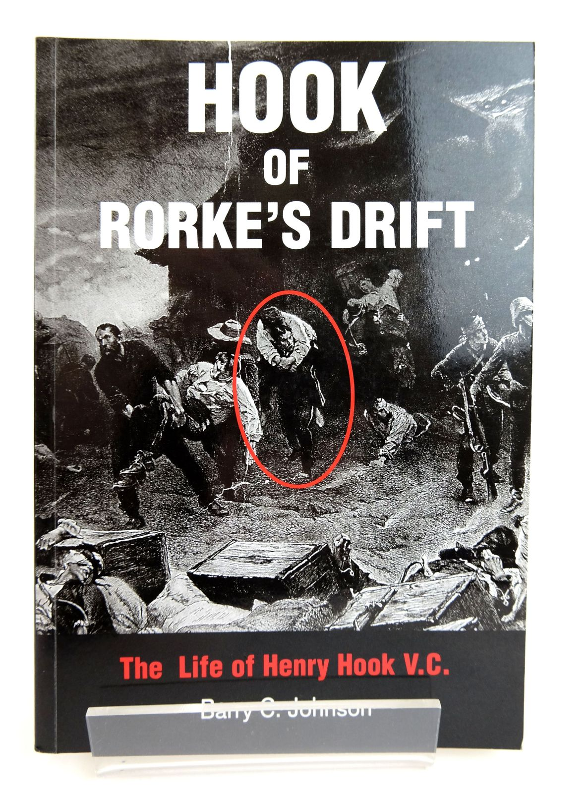 Photo of HOOK OF RORKE'S DRIFT: THE LIFE OF HENRY HOOK, V.C. 1850-1905- Stock Number: 1818941