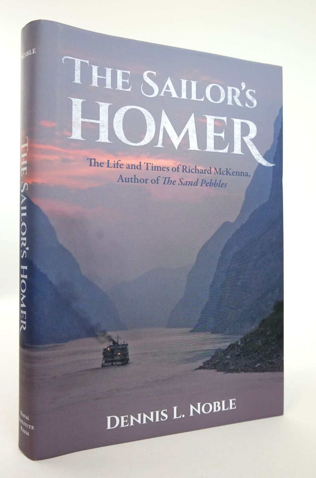 Photo of THE SAILOR'S HOMER: THE LIFE AND TIMES OF RICHARD MCKENNA- Stock Number: 1818947