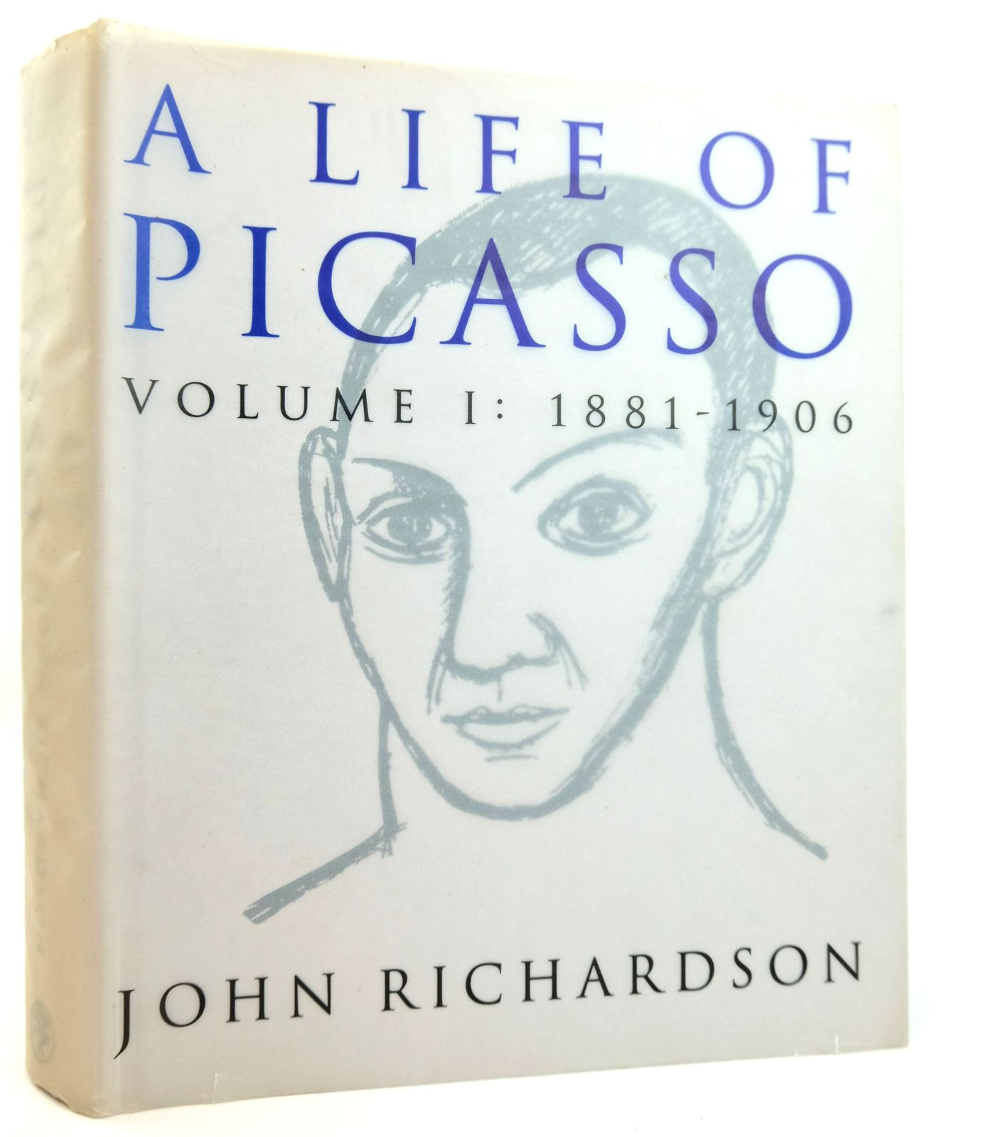 Photo of A LIFE OF PICASSO VOLUME I: 1881-1906- Stock Number: 1818949