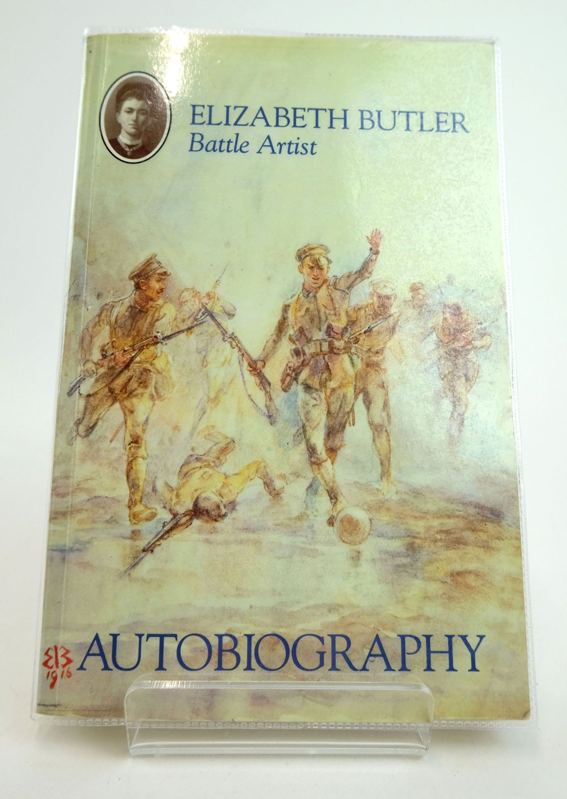Photo of ELIZABETH BUTLER BATTLE ARTIST: AUTOBIOGRAPHY written by Butler, Elizabeth illustrated by Butler, Elizabeth published by Fisher Press (STOCK CODE: 1818951)  for sale by Stella & Rose's Books