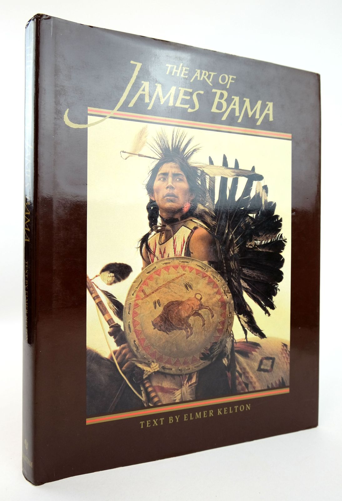 Photo of THE ART OF JAMES BAMA- Stock Number: 1818954