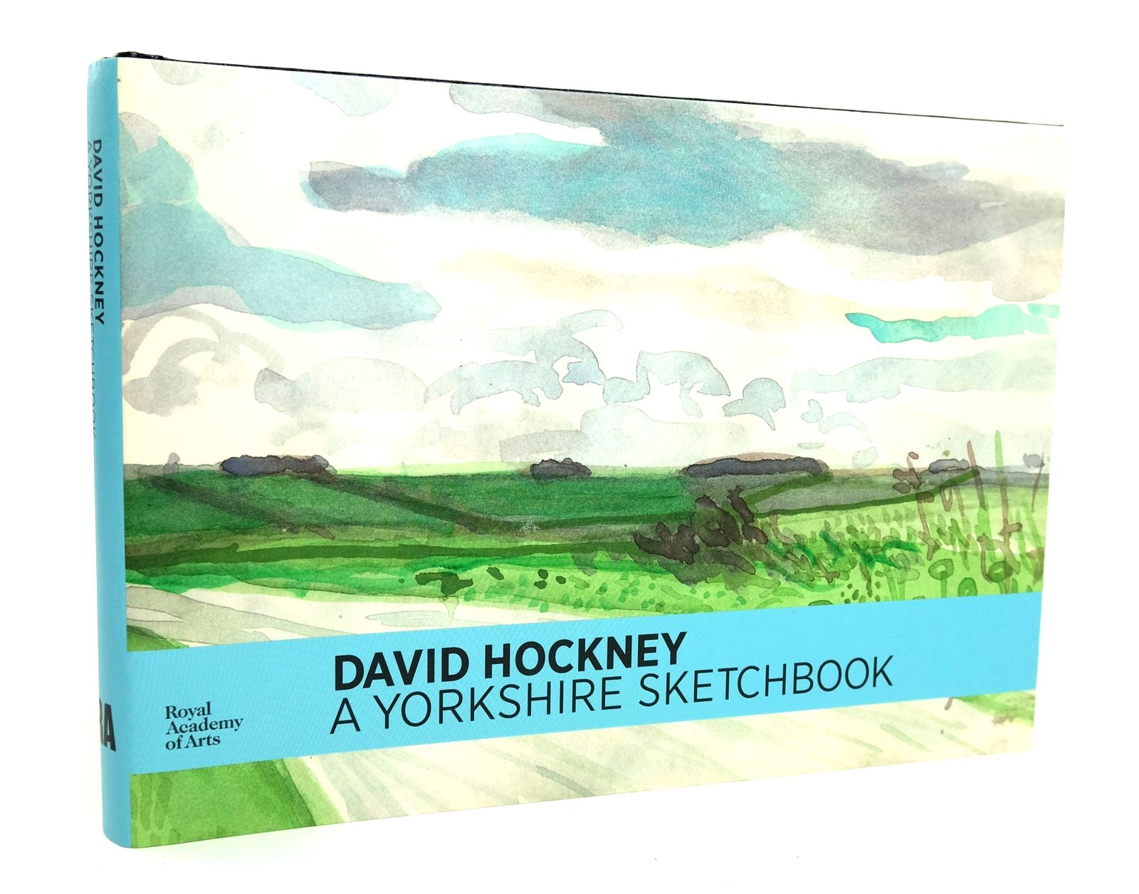 Photo of DAVID HOCKNEY: A YORKSHIRE SKETCHBOOK- Stock Number: 1818957