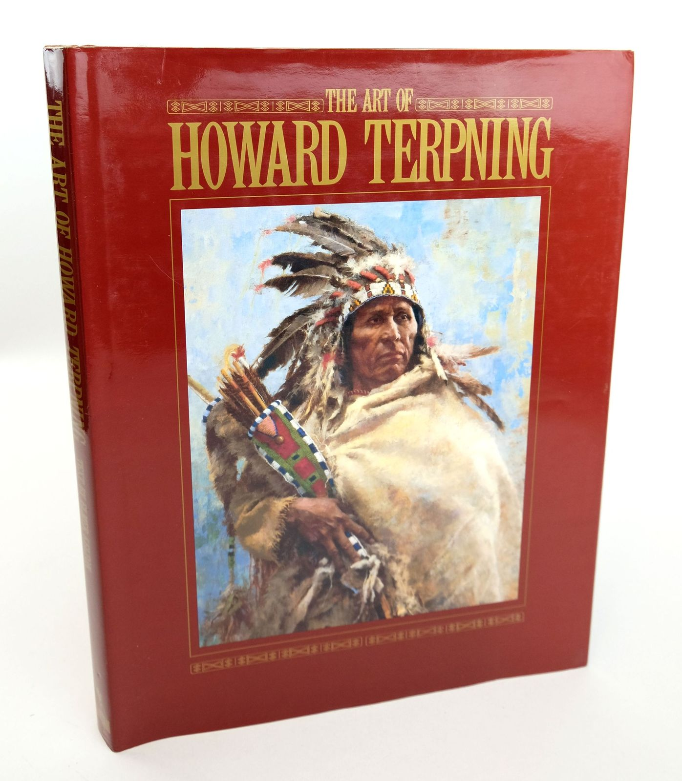 Photo of THE ART OF HOWARD TERPNING- Stock Number: 1818960