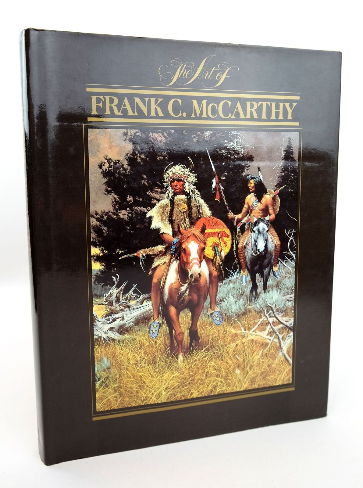 Photo of THE ART OF FRANK C. MCCARTHY- Stock Number: 1818964