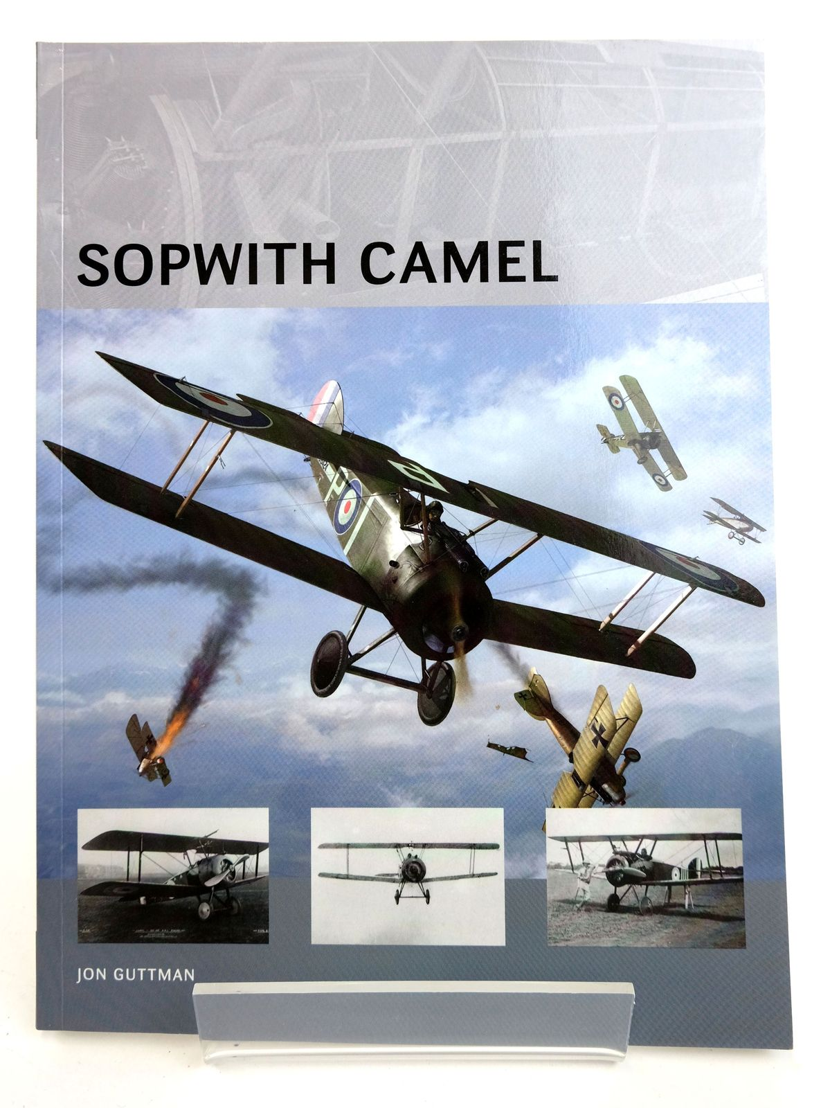 Photo of SOPWITH CAMEL (AIR VANGUARD 3)- Stock Number: 1818968
