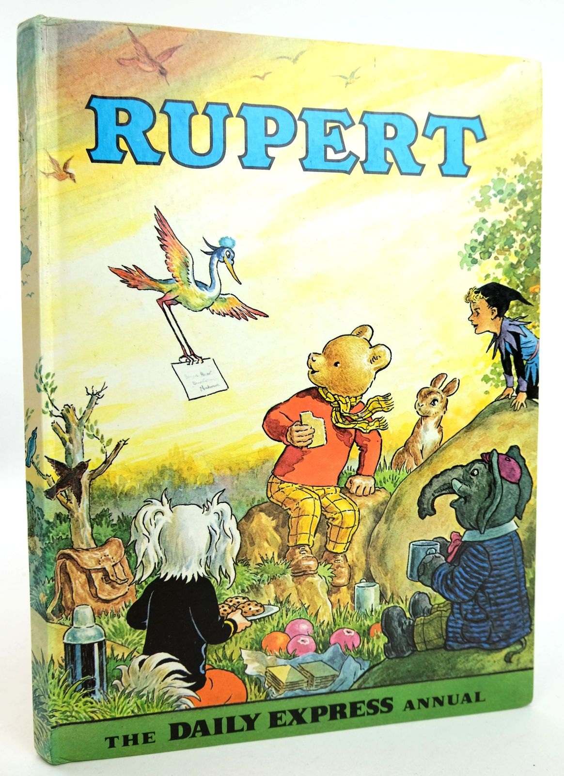 Photo of RUPERT ANNUAL 1972- Stock Number: 1818977