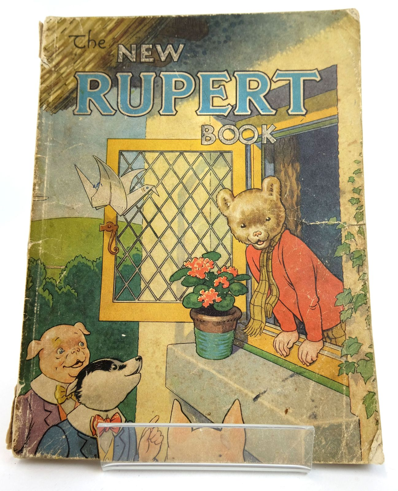 Photo of RUPERT ANNUAL 1946 - THE NEW RUPERT BOOK- Stock Number: 1818981