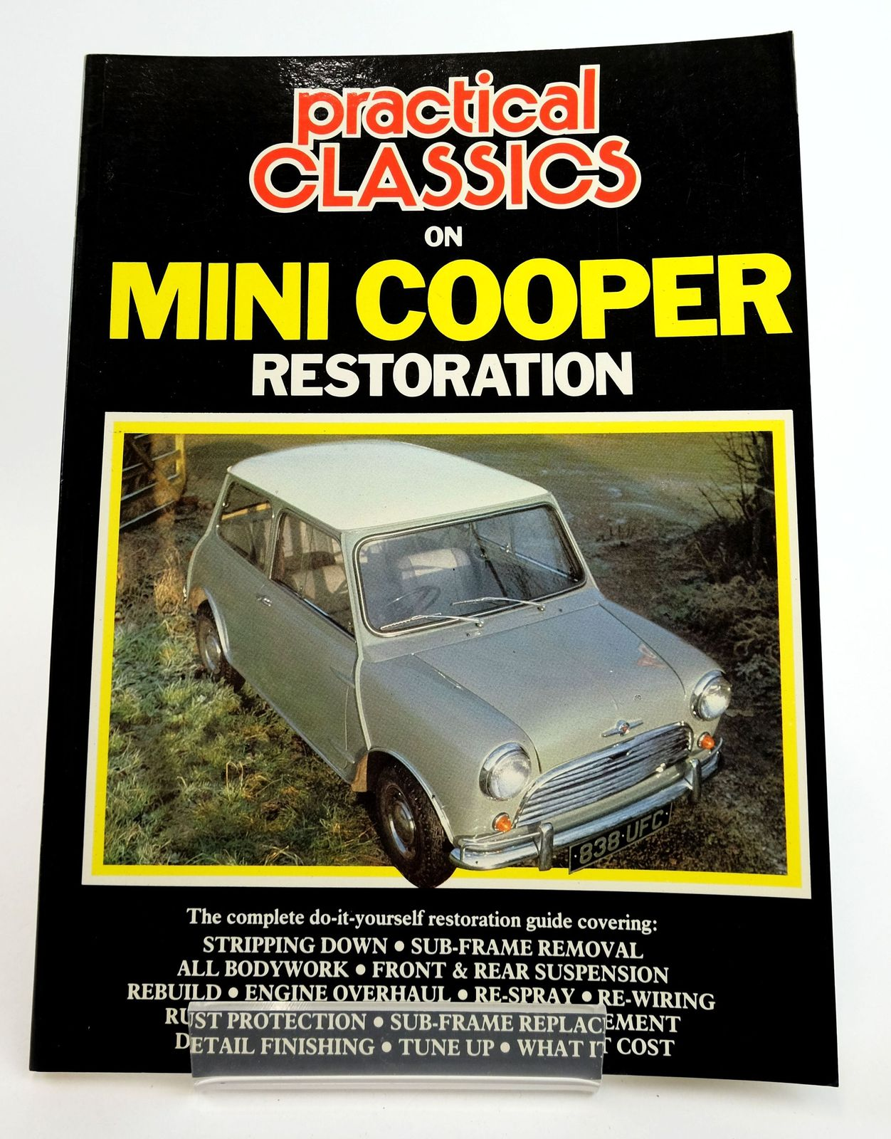 Photo of PRACTICAL CLASSICS ON MINI COOPER RESTORATION- Stock Number: 1818985
