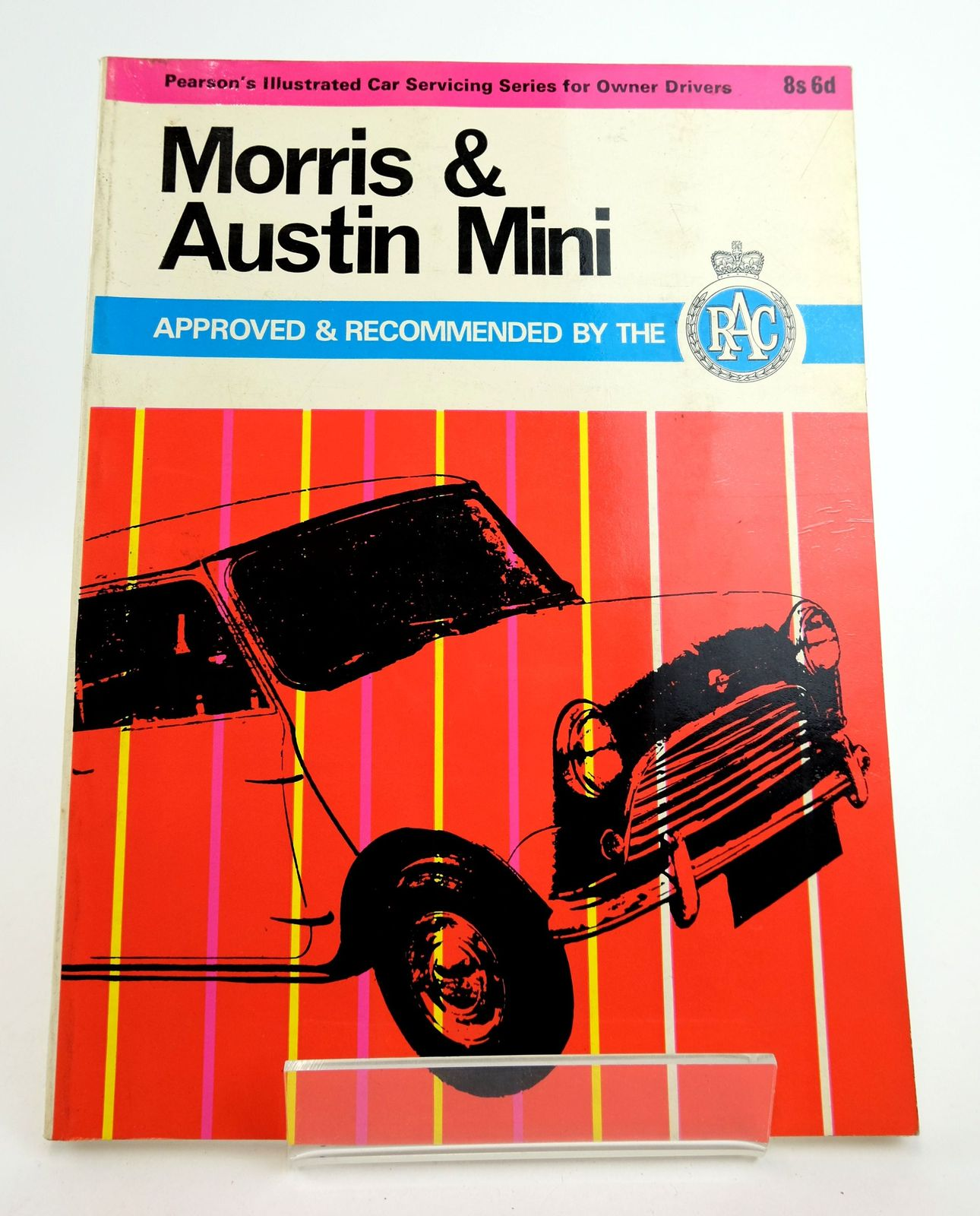 Photo of MORRIS & AUSTIN MINI: INCLUDING SALOONS, ESTATE CARS, VANS AND COOPERS written by Palmer, D.M.W. published by Newnes Books (STOCK CODE: 1818986)  for sale by Stella & Rose's Books