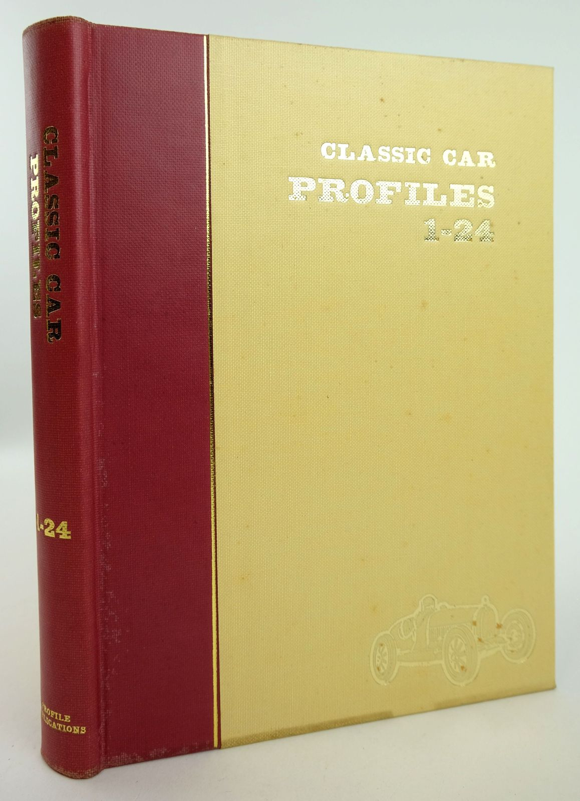 Photo of CLASSIC CAR PROFILES NOS. 1-24- Stock Number: 1818996