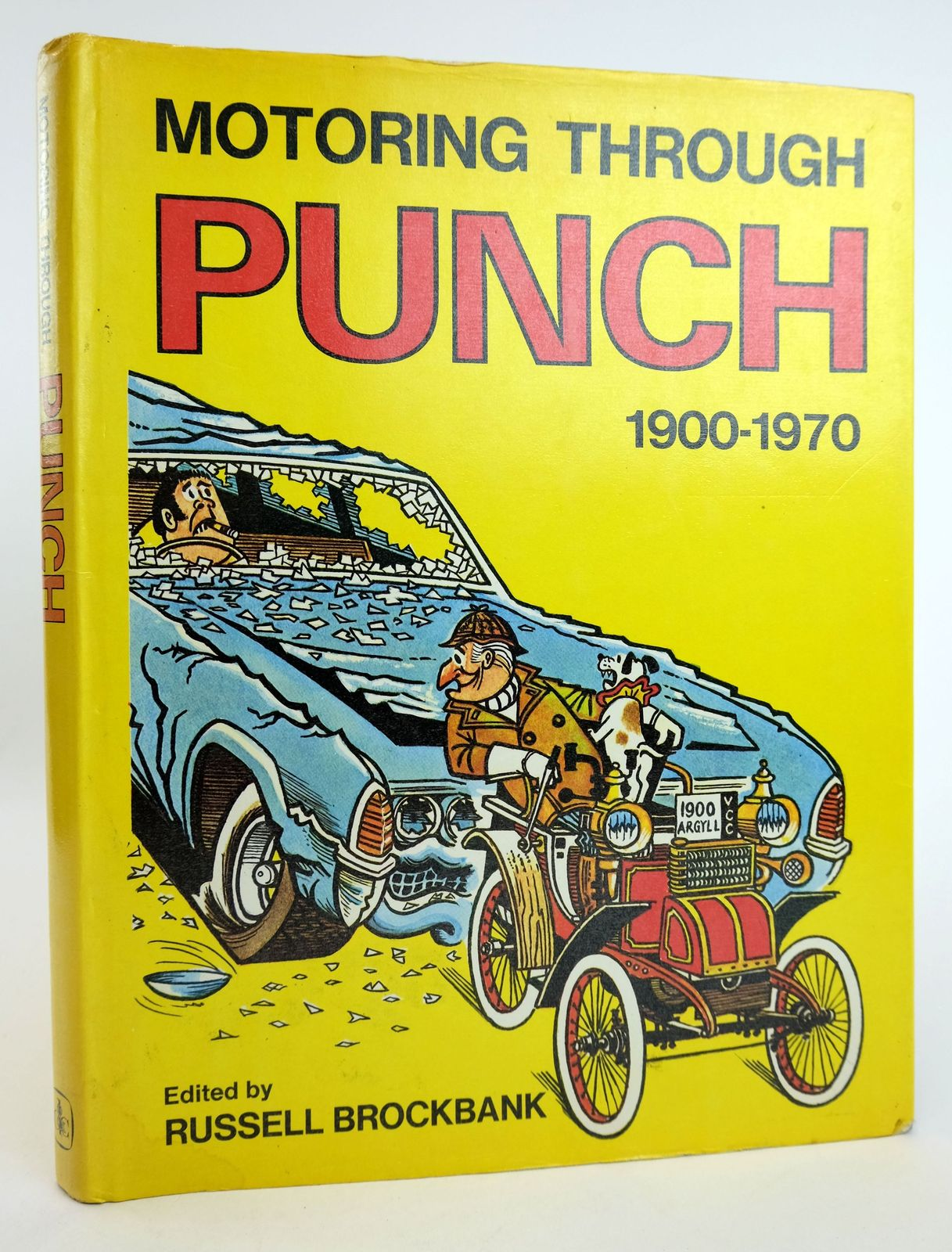 Photo of MOTORING THROUGH PUNCH- Stock Number: 1818998
