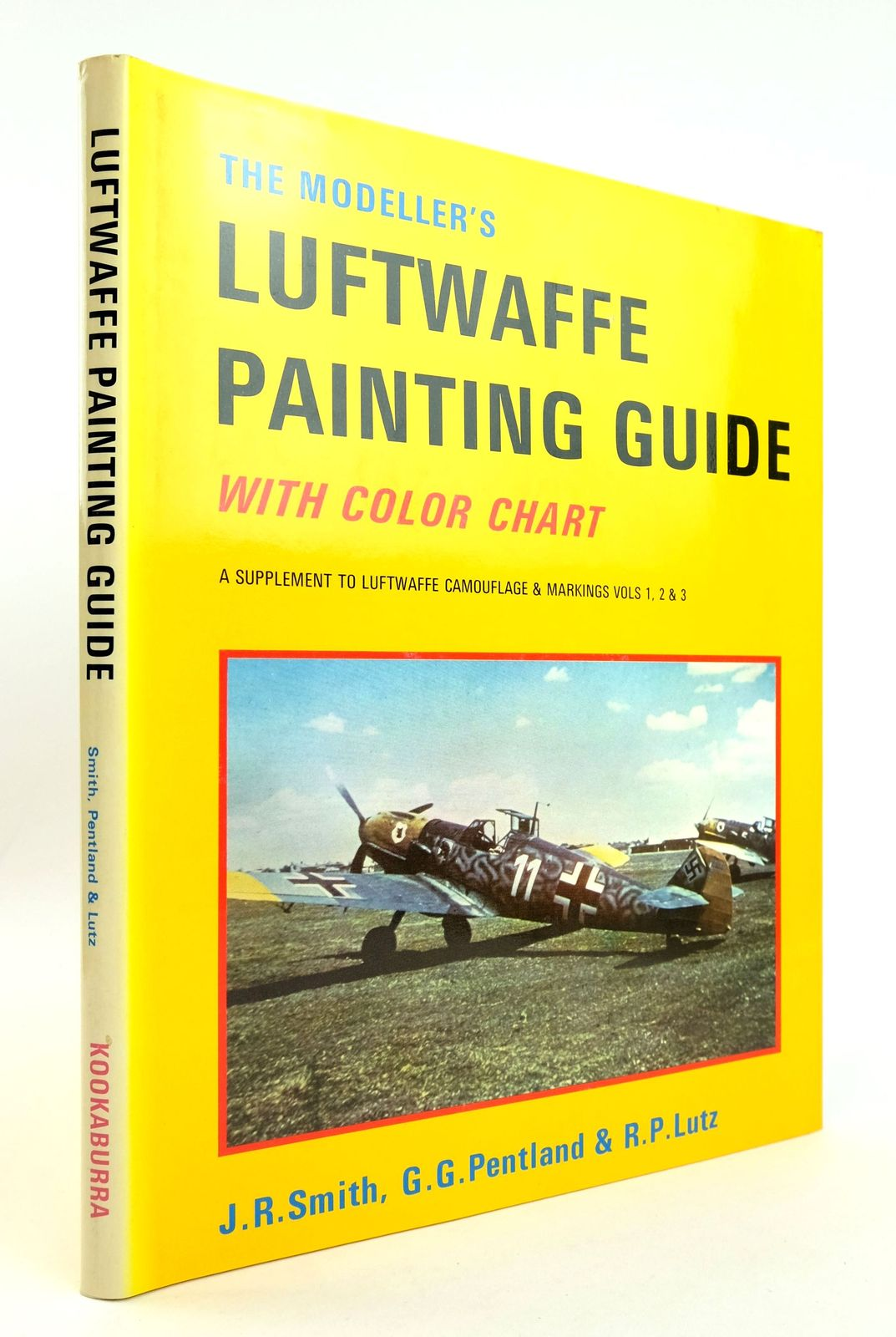 Photo of THE MODELLER'S LUFTWAFFE PAINTING GUIDE- Stock Number: 1819026
